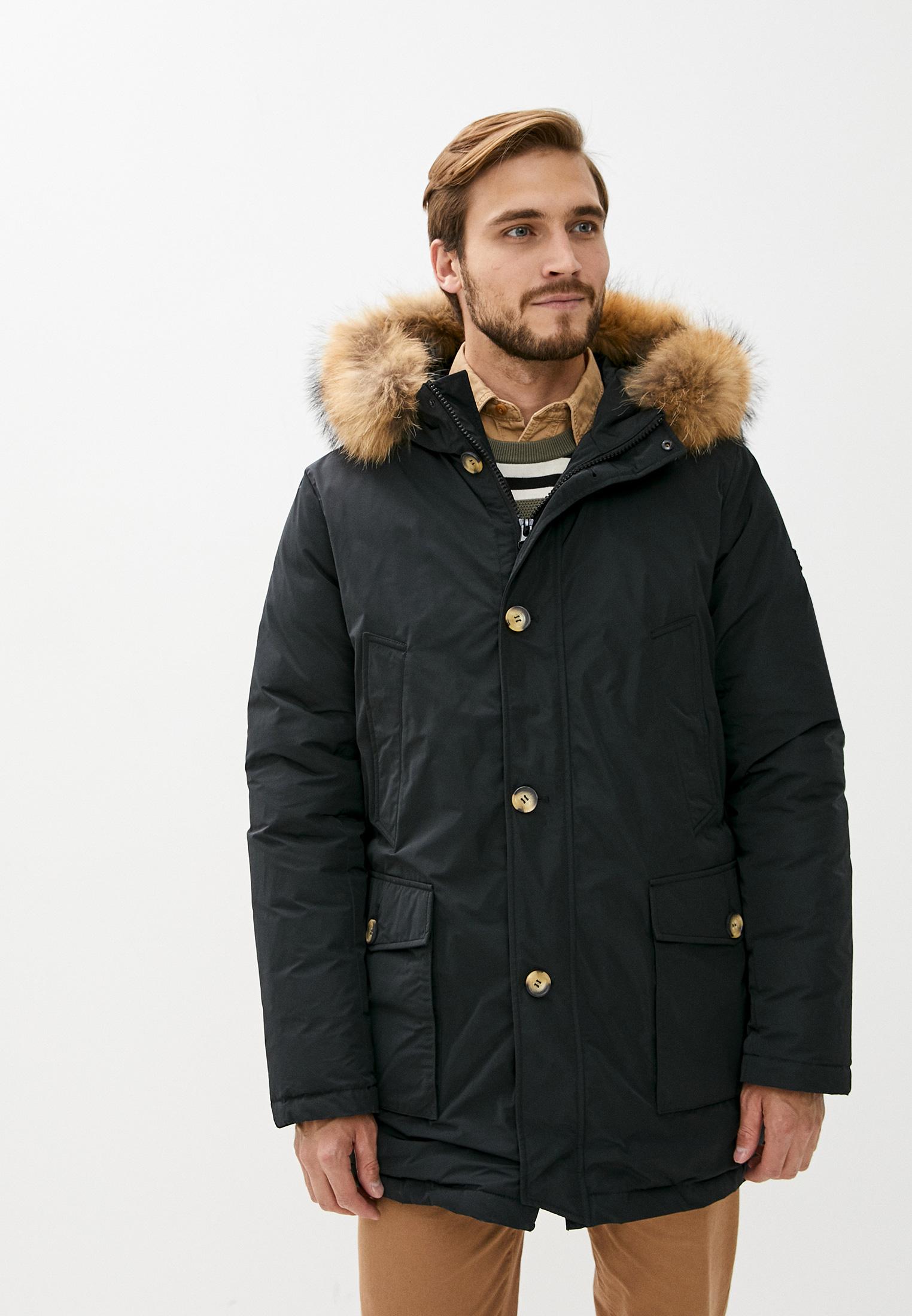 Утепленная куртка Hetrego 8G475ME