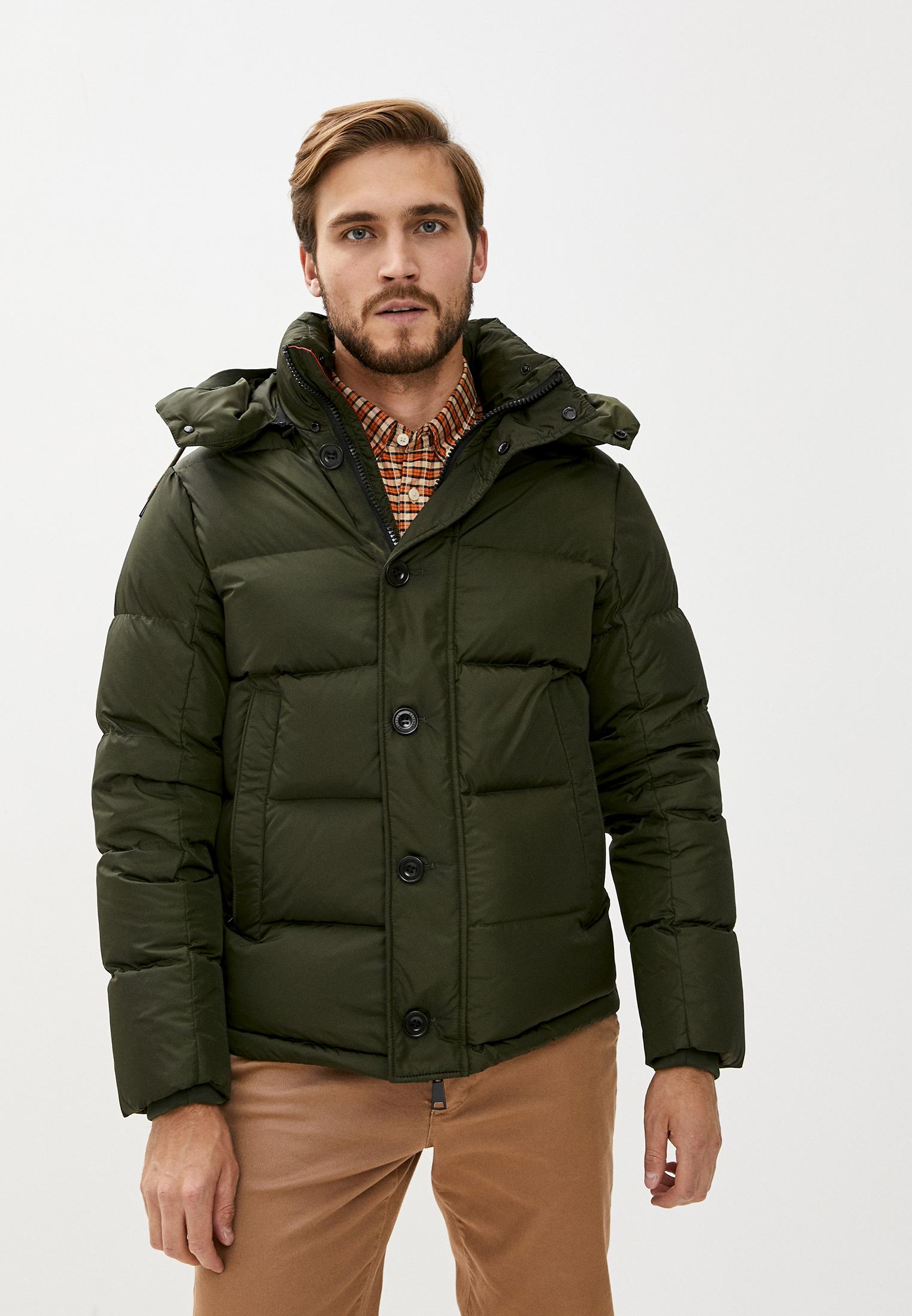 Утепленная куртка Hetrego 8G483S