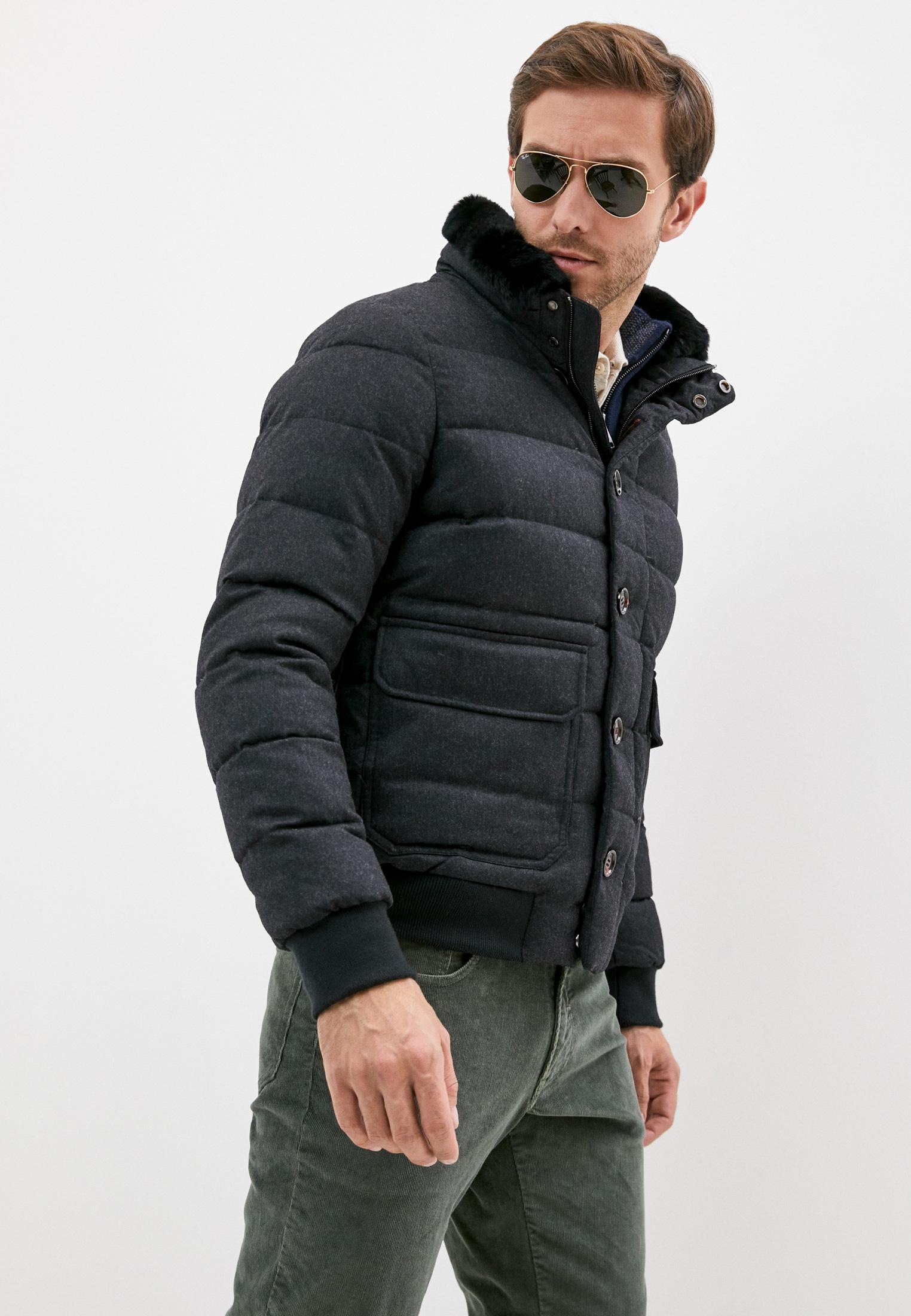 Утепленная куртка Hetrego 8i512r