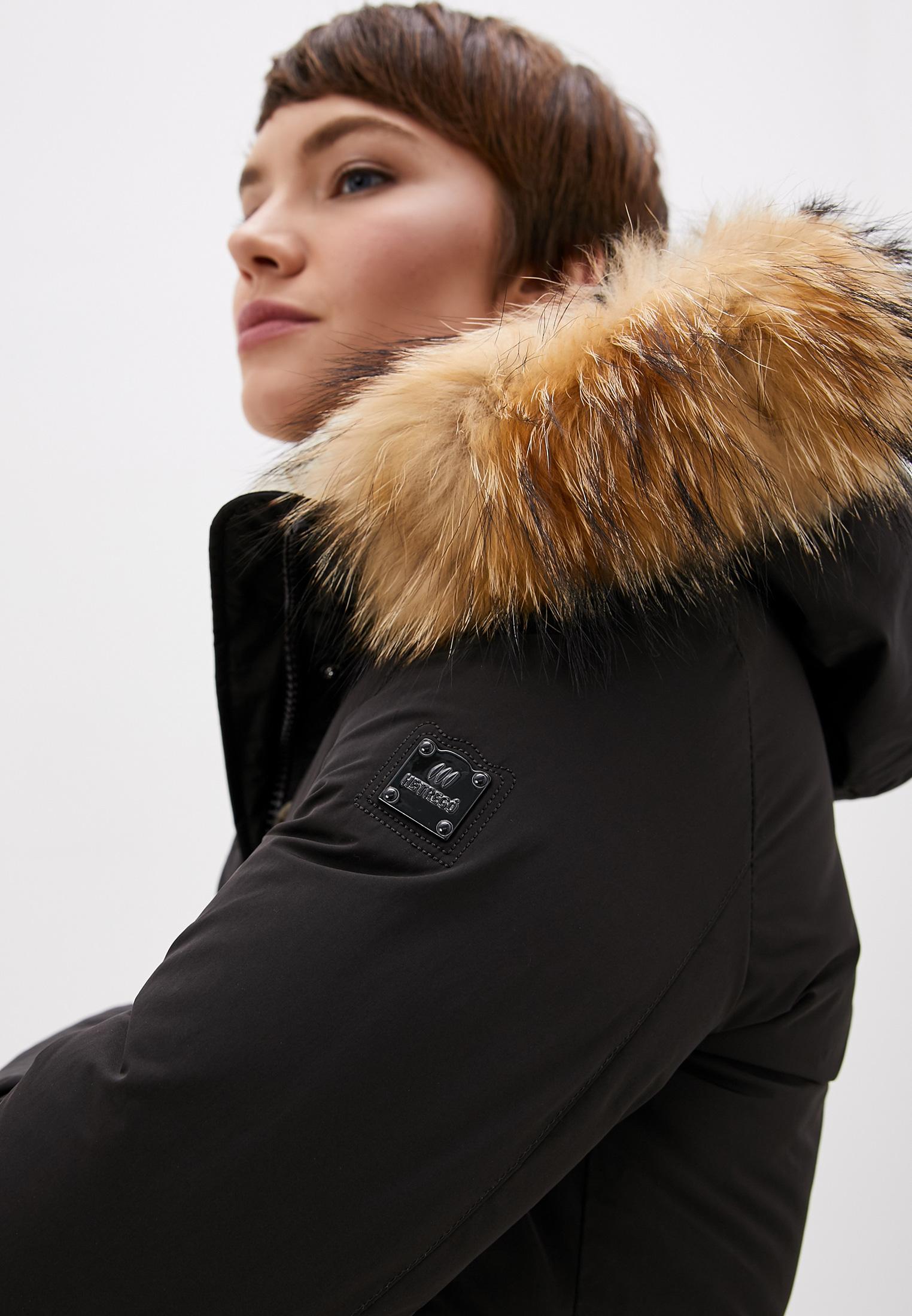 Утепленная куртка Hetrego 8H670M: изображение 5