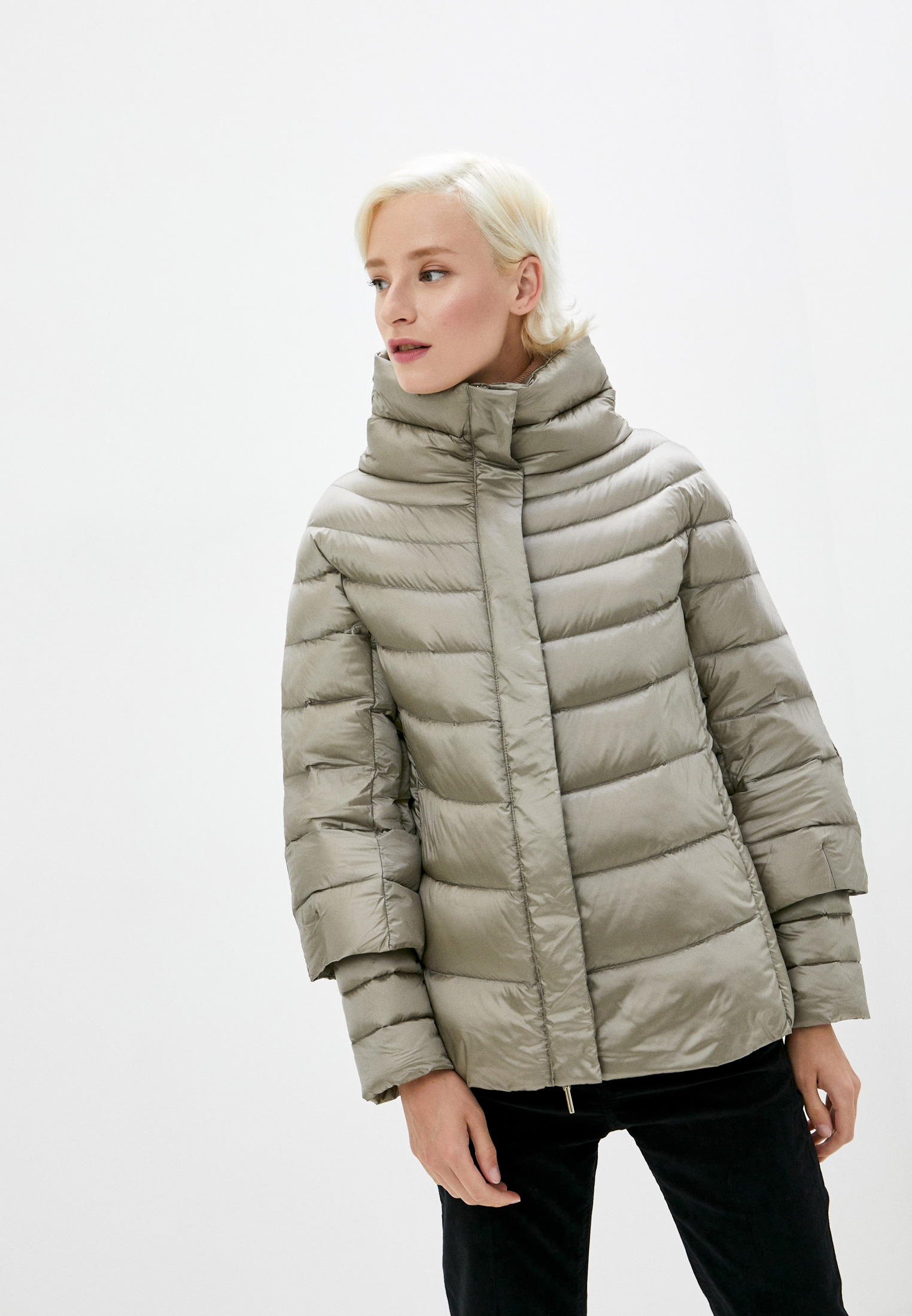 Утепленная куртка Hetrego 8G602S