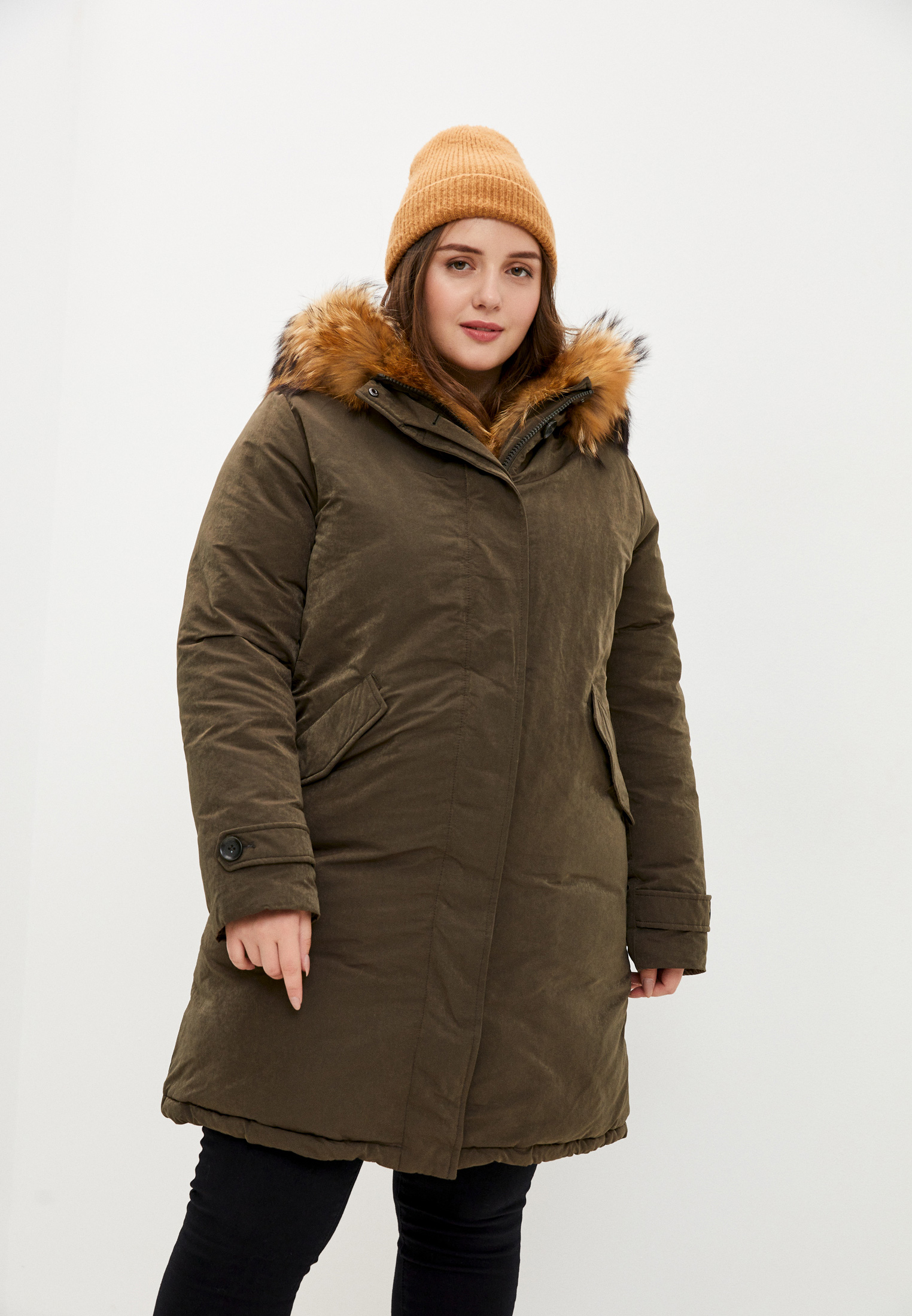 Утепленная куртка Hetrego 8G623FN