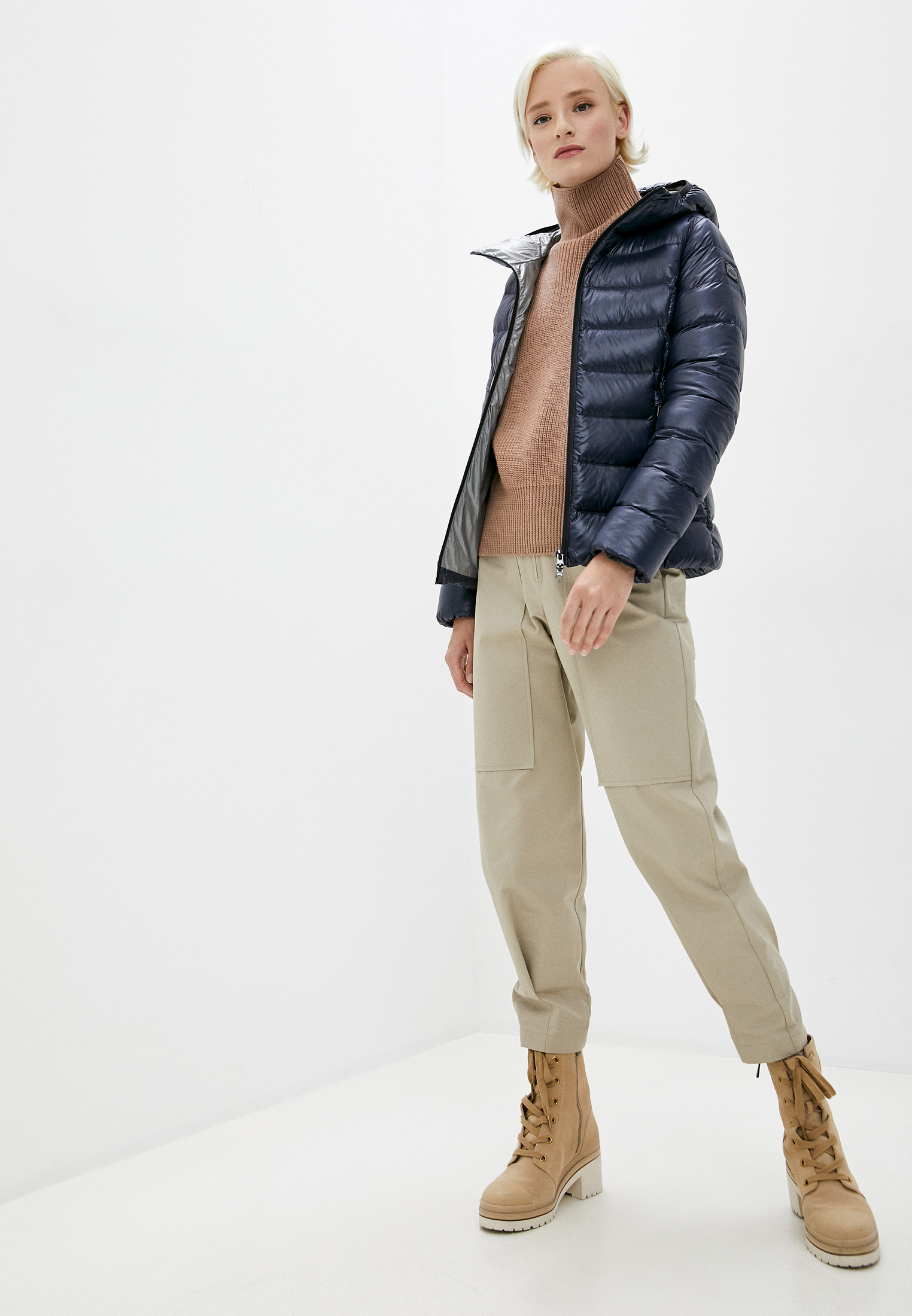 Утепленная куртка Hetrego 8H666: изображение 3