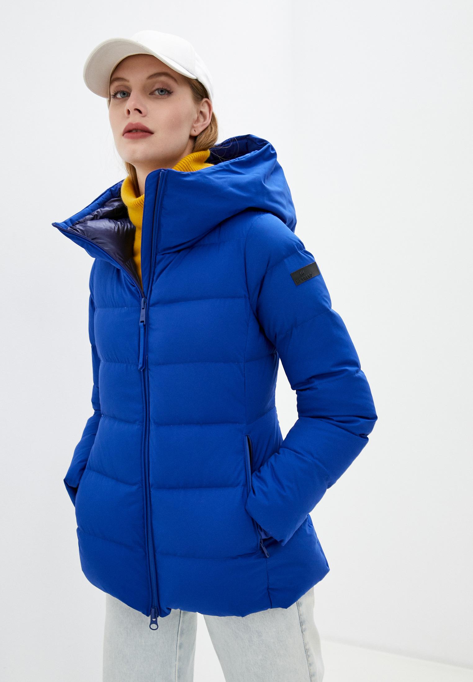 Утепленная куртка Hetrego 8I690
