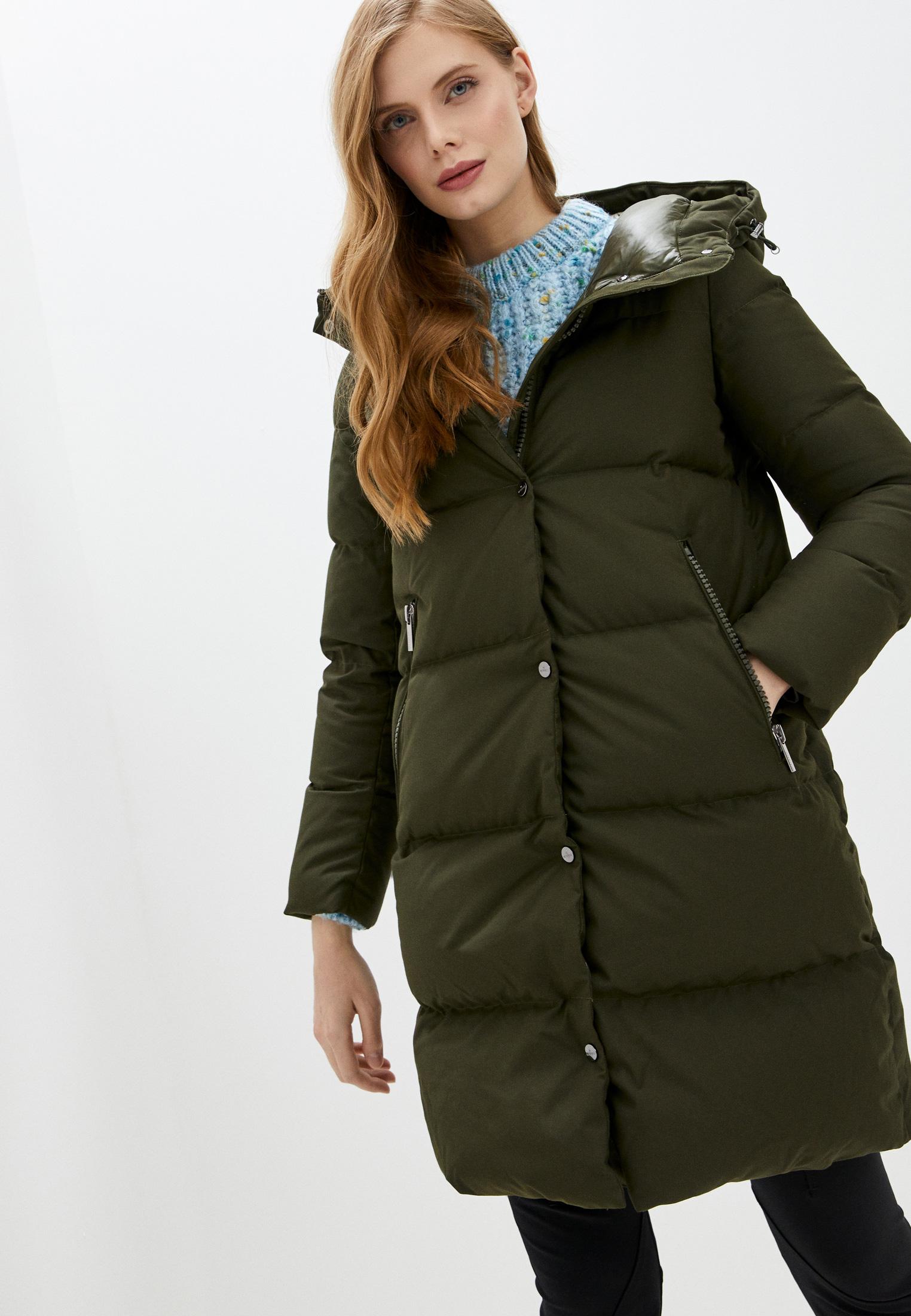 Утепленная куртка Hetrego 8I721