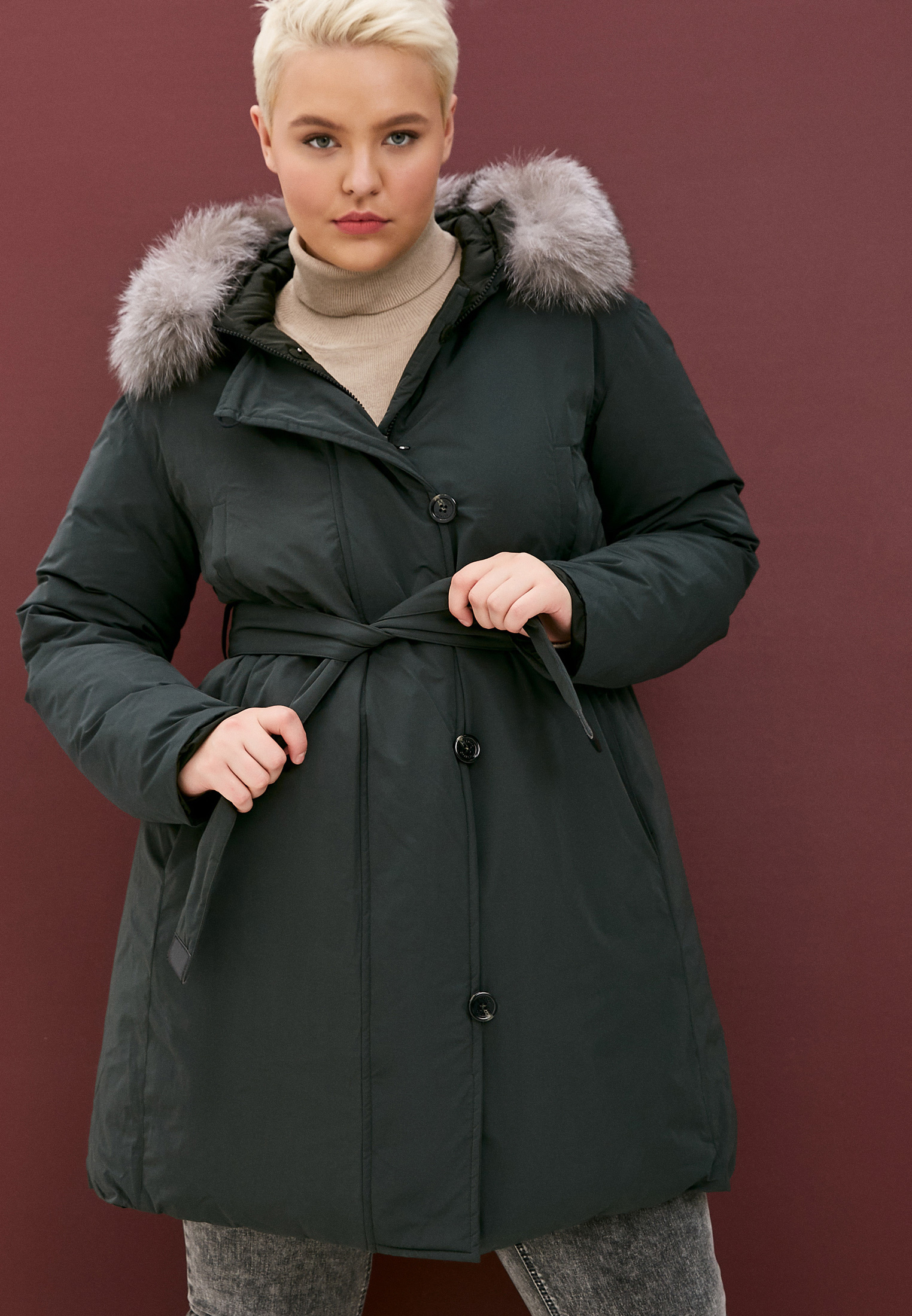 Утепленная куртка Hetrego 8H640F: изображение 2