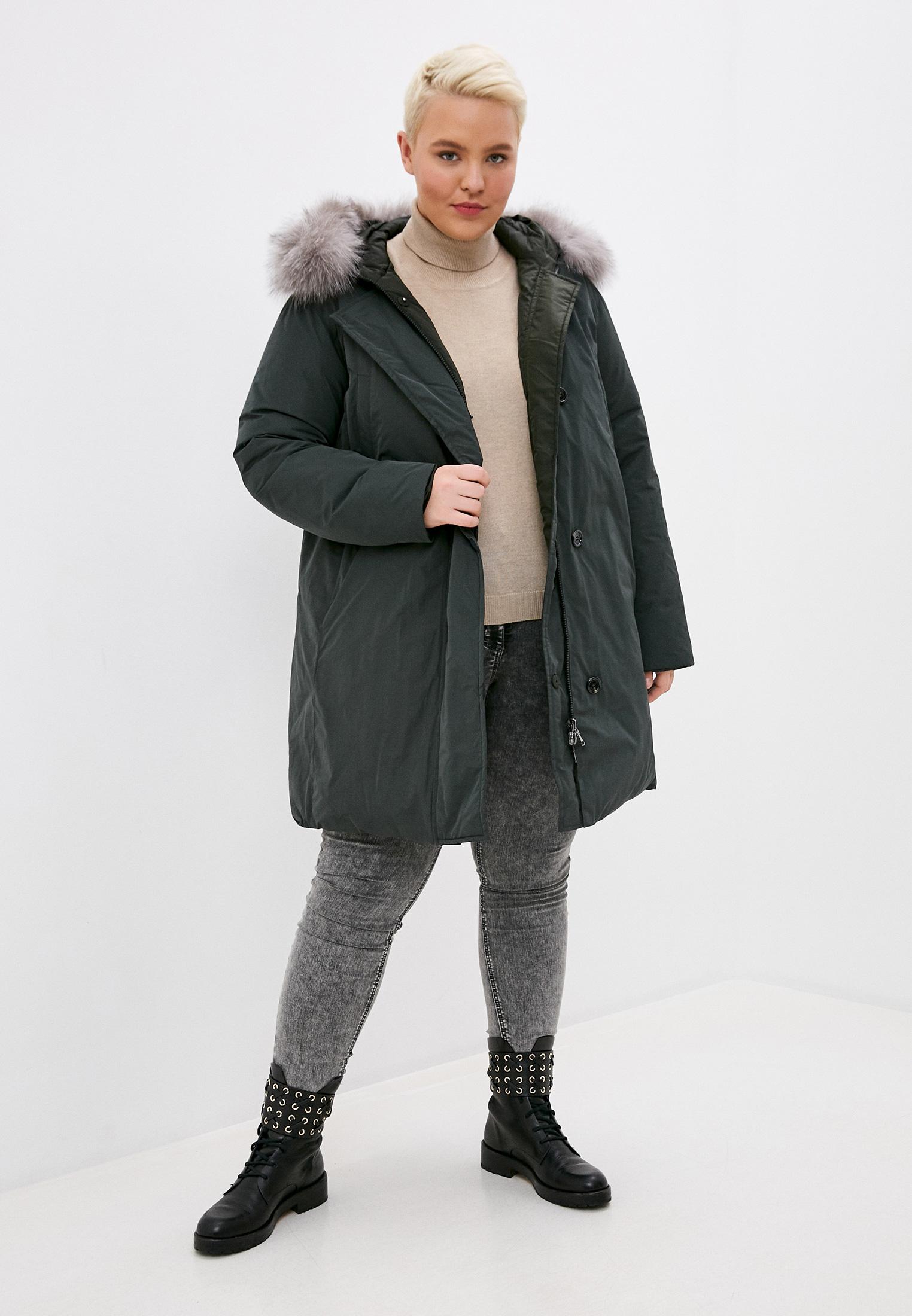 Утепленная куртка Hetrego 8H640F: изображение 3