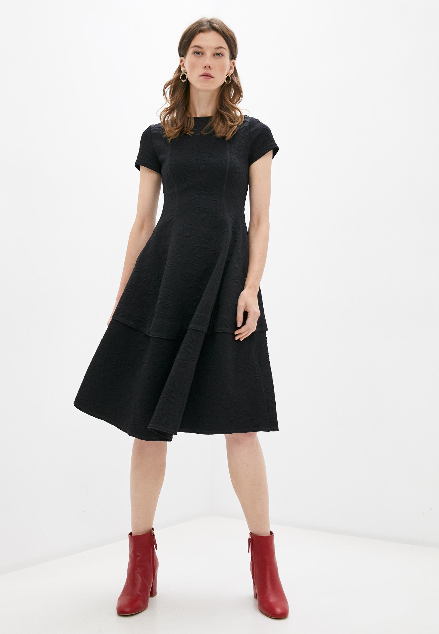 Повседневное платье High S21524