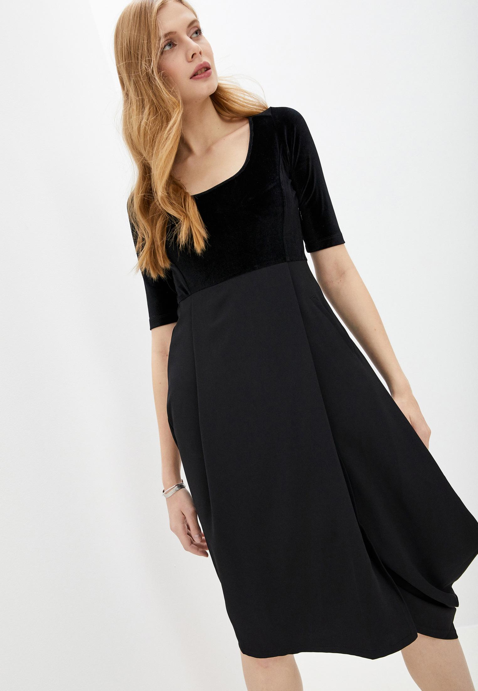 Повседневное платье High S21530