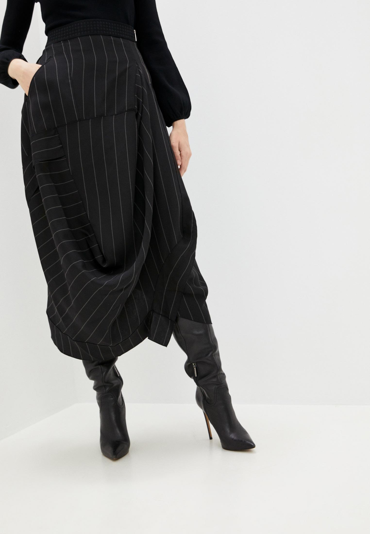 Широкая юбка High S20258