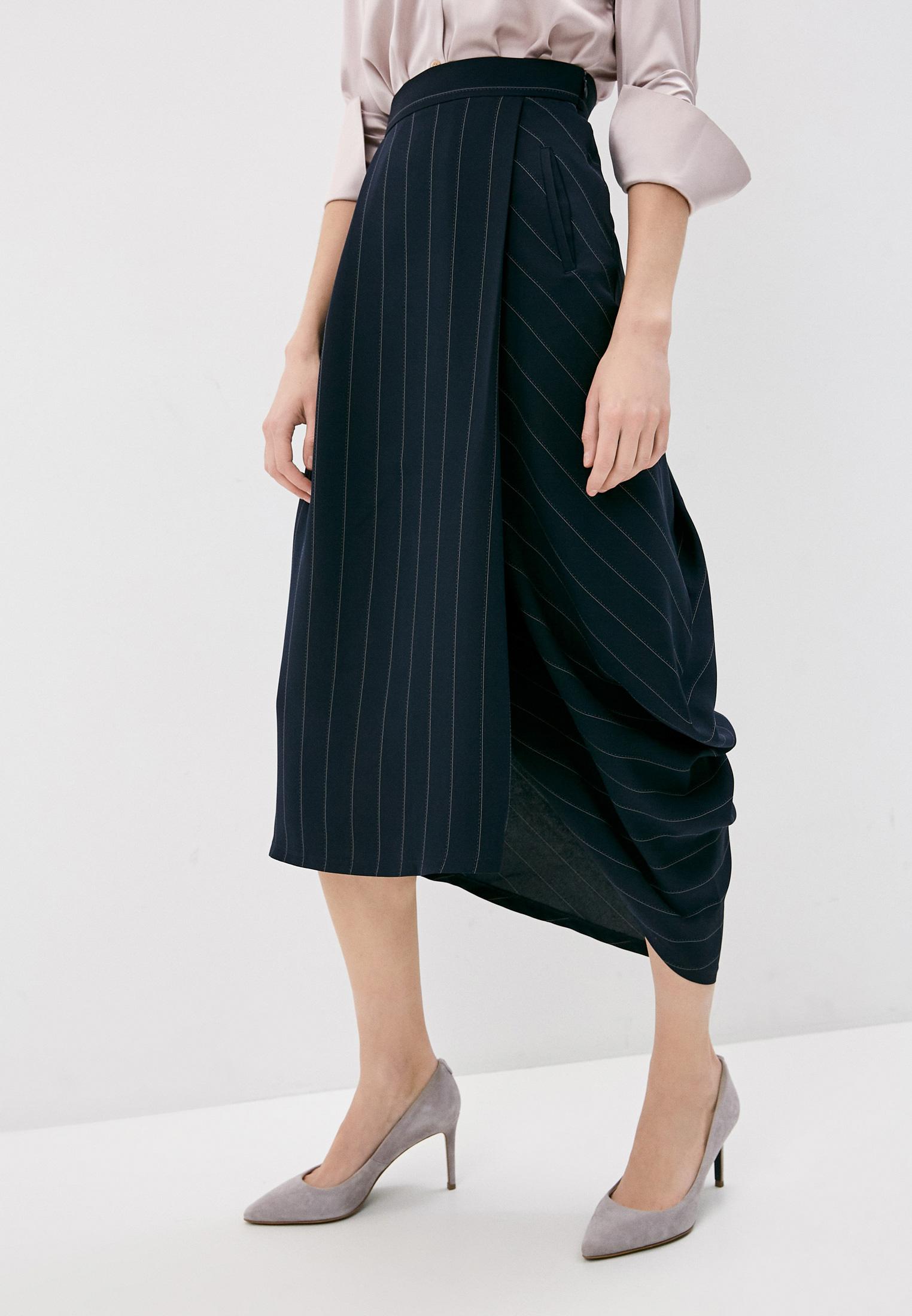 Широкая юбка High S20265