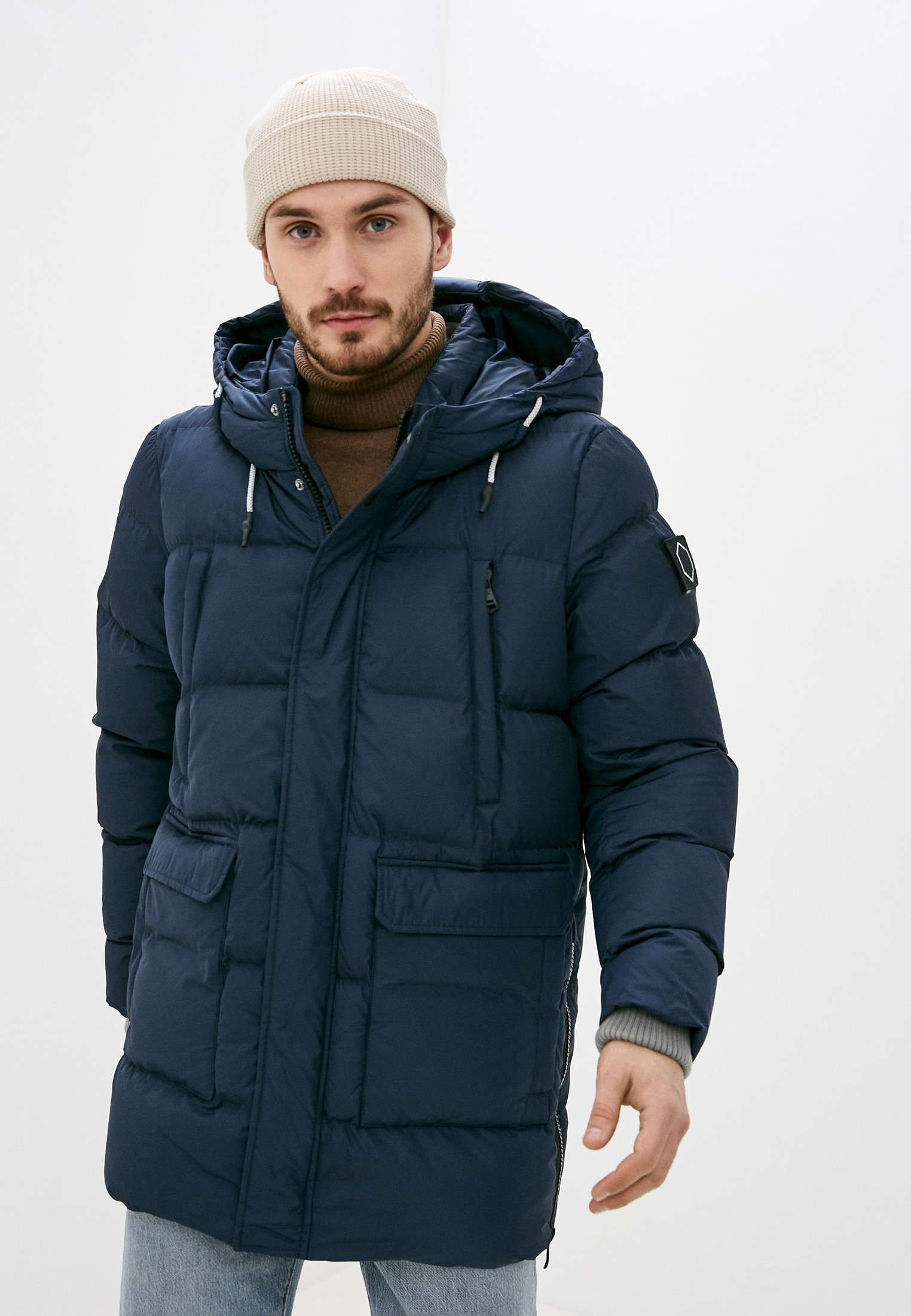 Утепленная куртка Hox XU3707