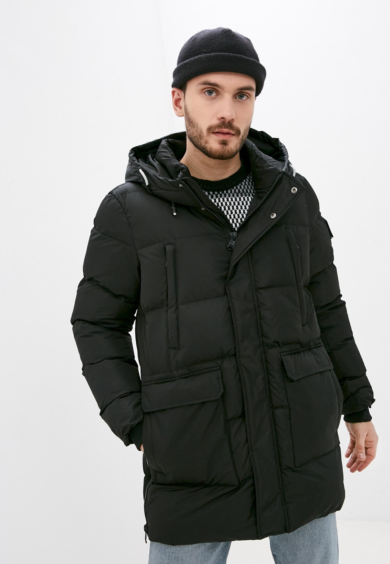Утепленная куртка Hox Пуховик Hox