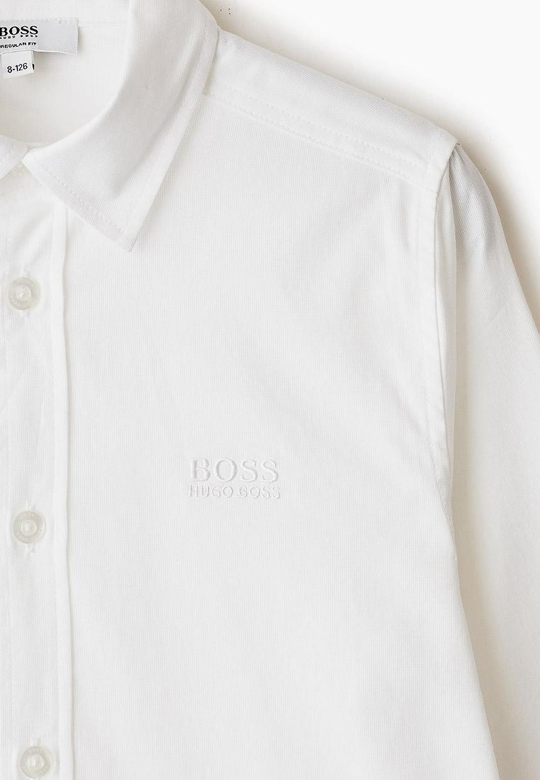 Рубашка Boss (Босс) J25P16: изображение 3