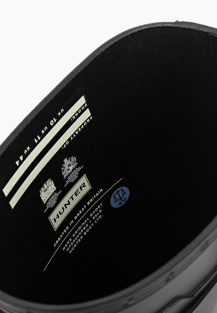 Мужские резиновые сапоги Hunter MFS9000RMA: изображение 6