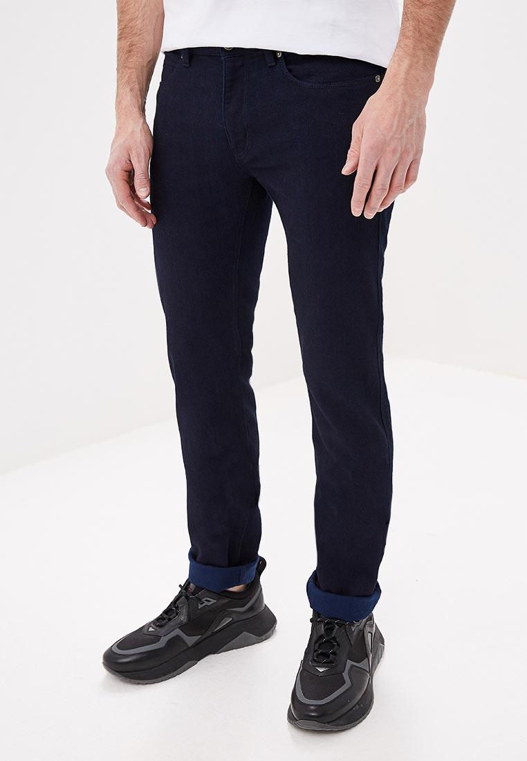 Мужские зауженные джинсы Hugo (Хуго) 50406504