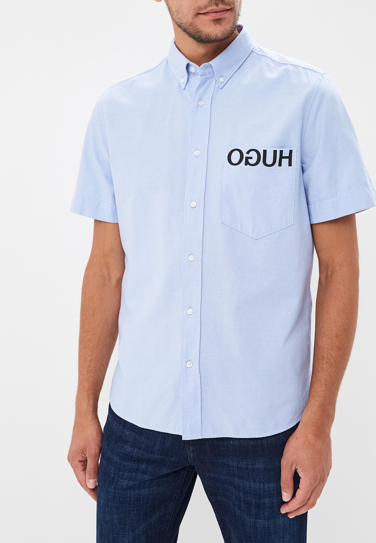 Рубашка с коротким рукавом Hugo 50410090