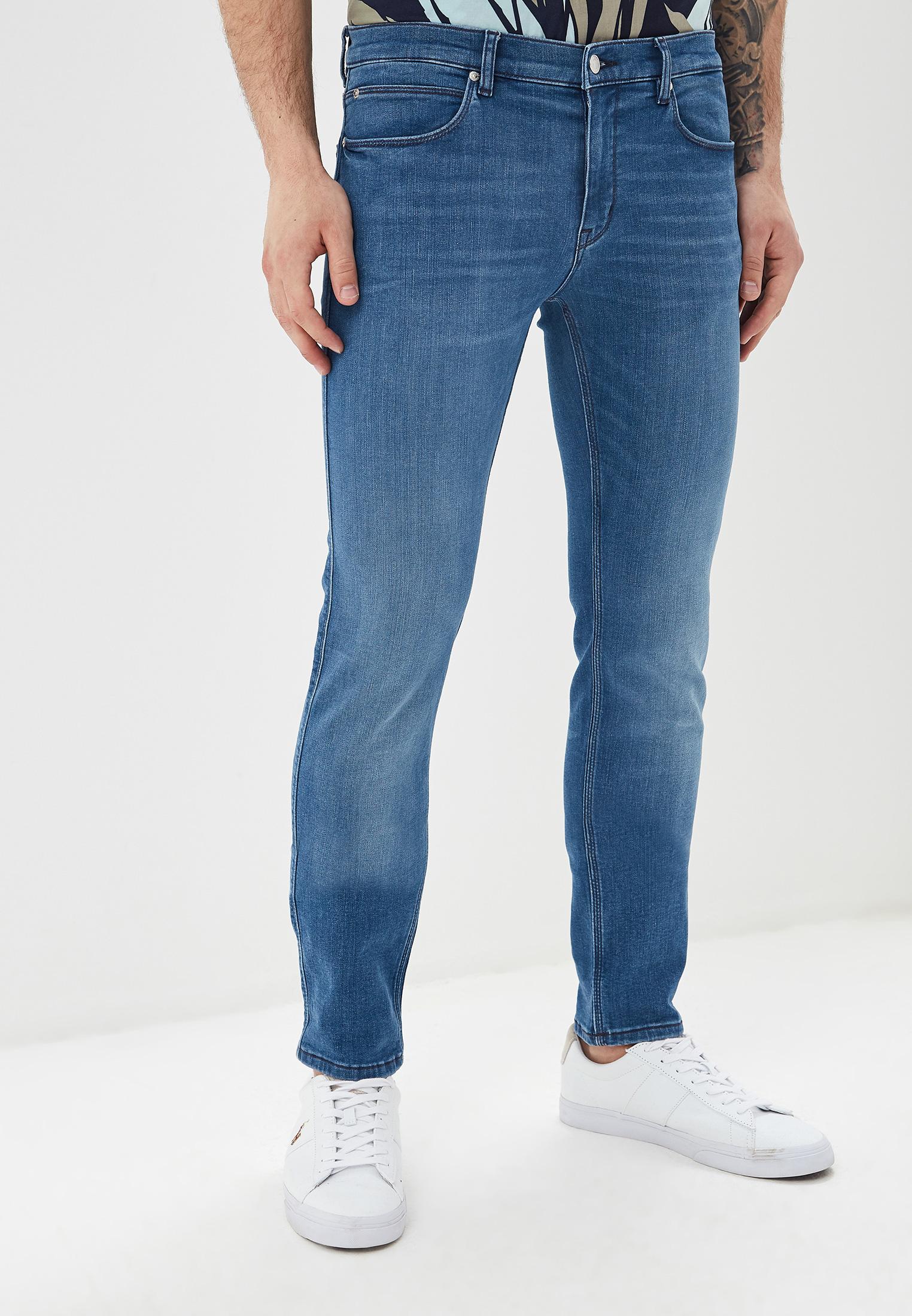 Зауженные джинсы Hugo 50412314