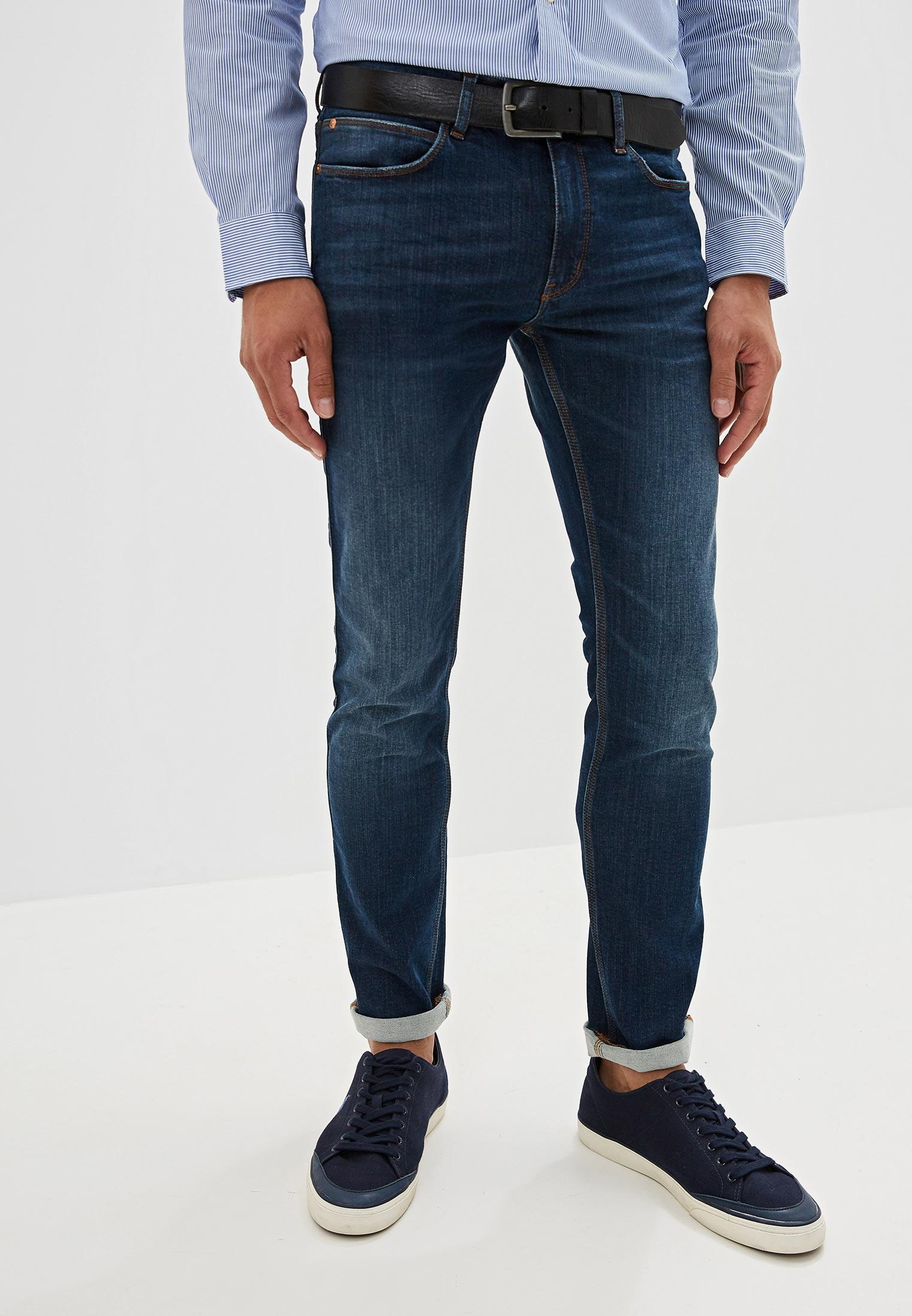 Мужские прямые джинсы Hugo 50415313