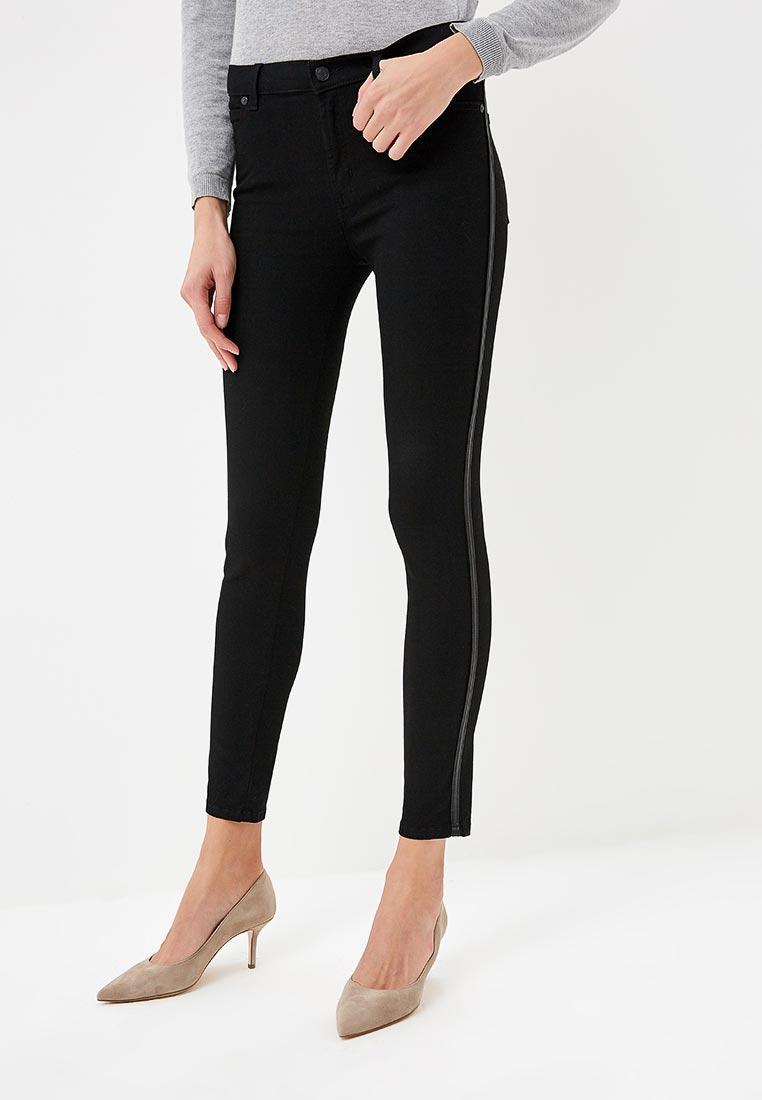 Зауженные джинсы Hugo Hugo Boss 50401426