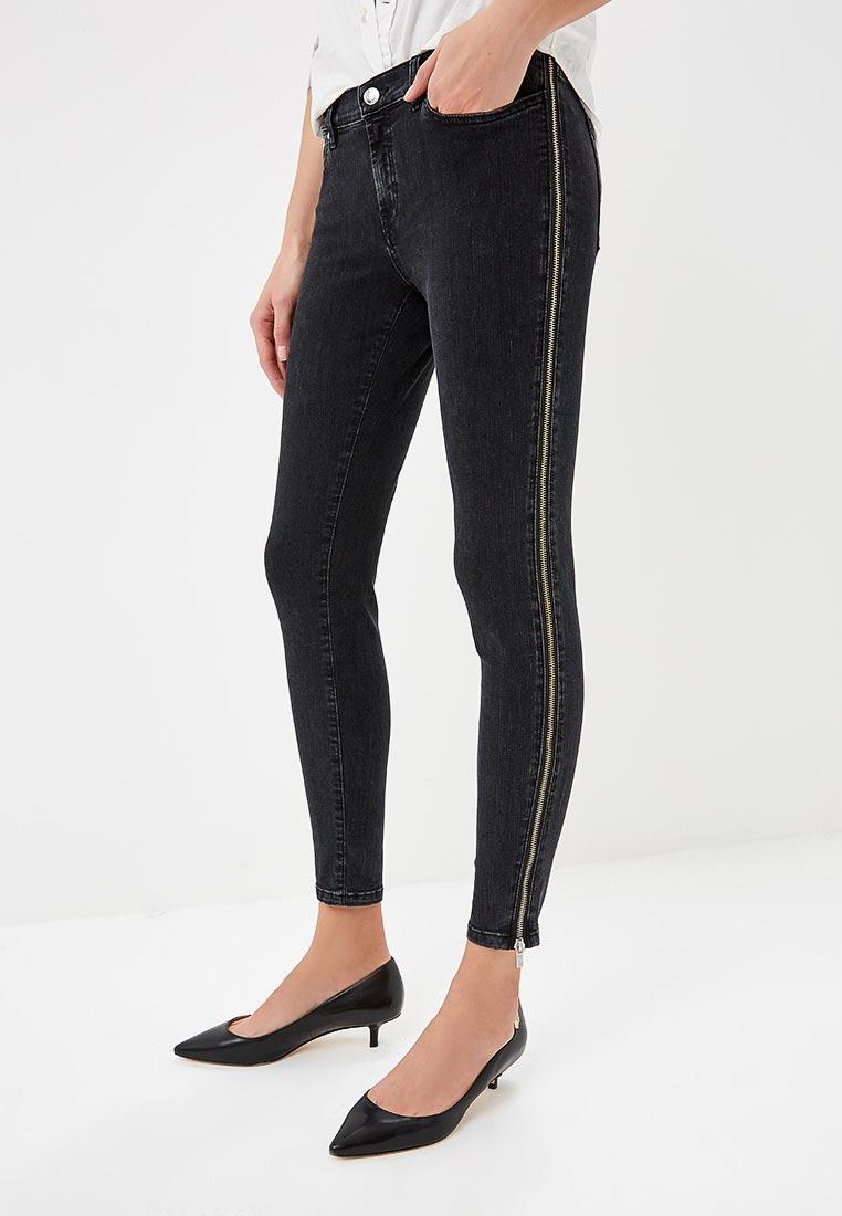 Зауженные джинсы Hugo Hugo Boss 50401427