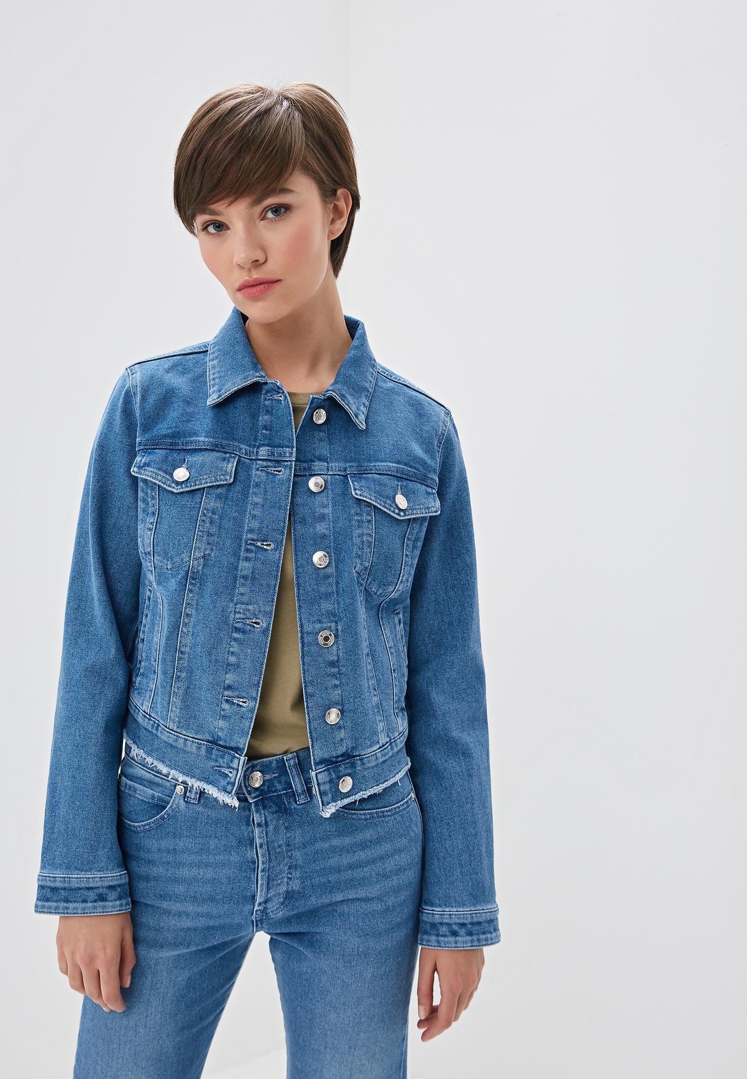 Джинсовая куртка Hugo 50412943