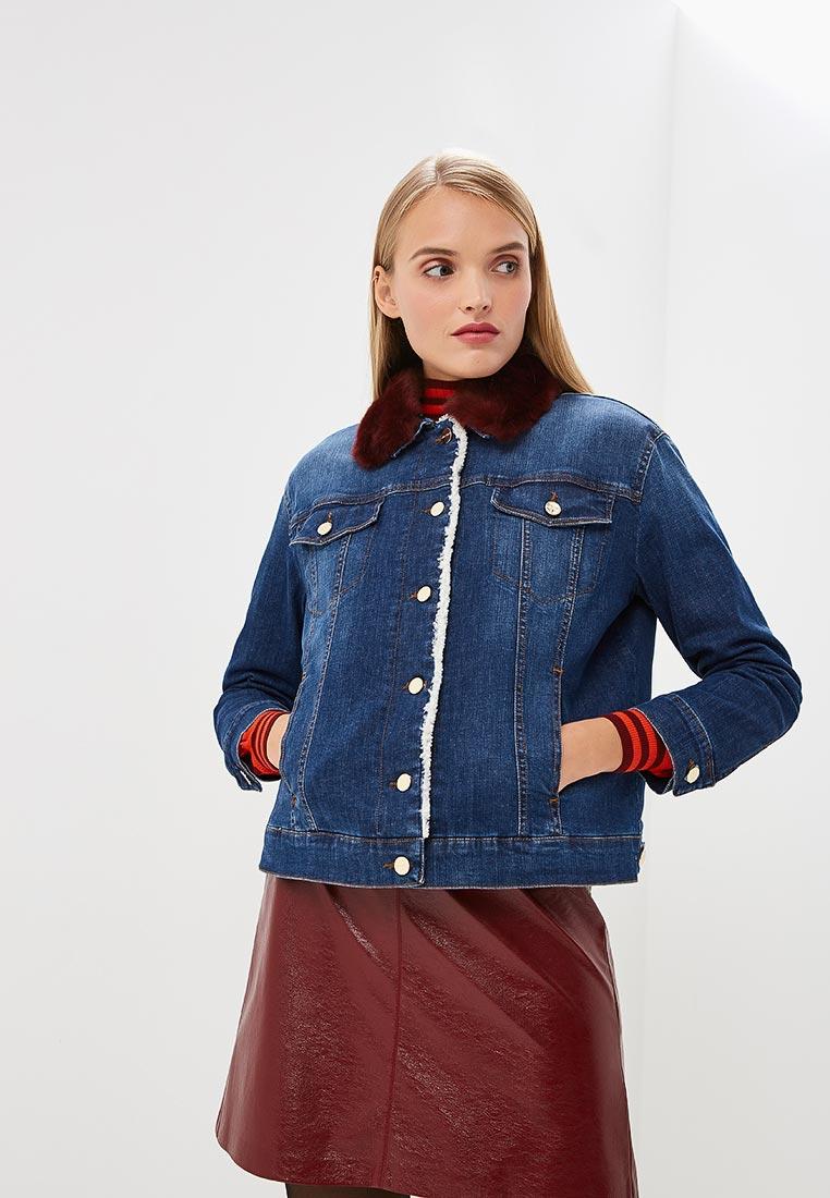 Джинсовая куртка iBLUES 70460586000