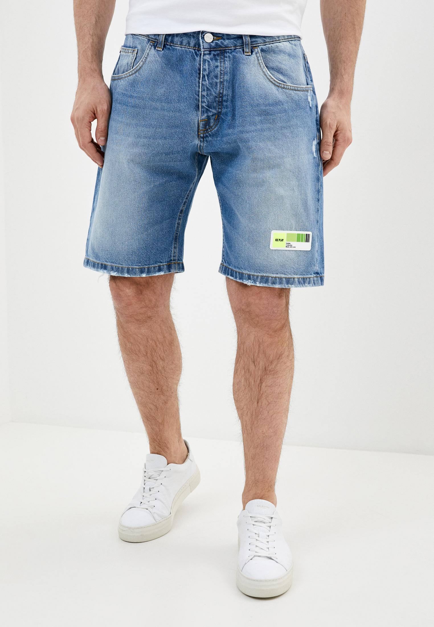 Мужские джинсовые шорты Ice Play U1MD021