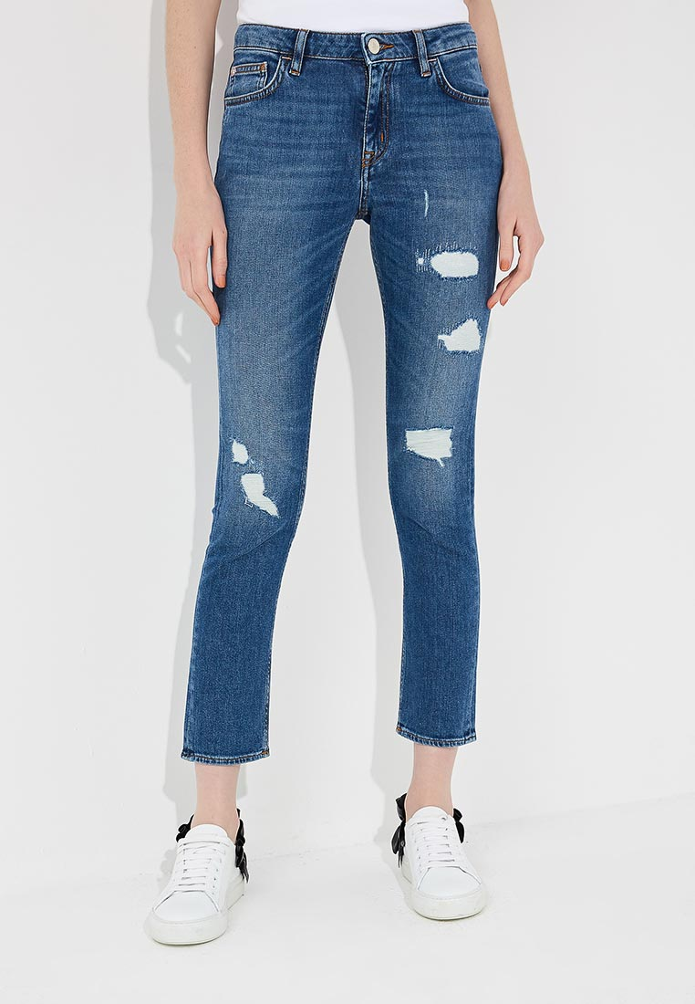 Зауженные джинсы Ice Play I8M2SR1: изображение 5
