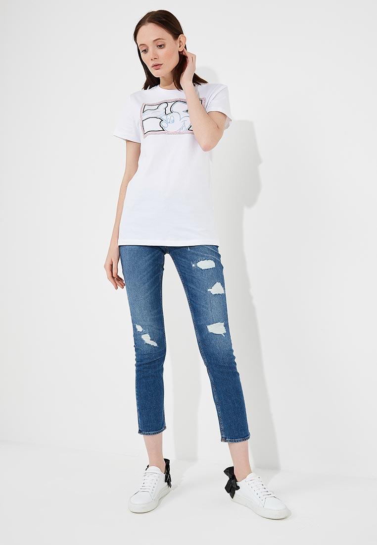 Зауженные джинсы Ice Play I8M2SR1: изображение 6