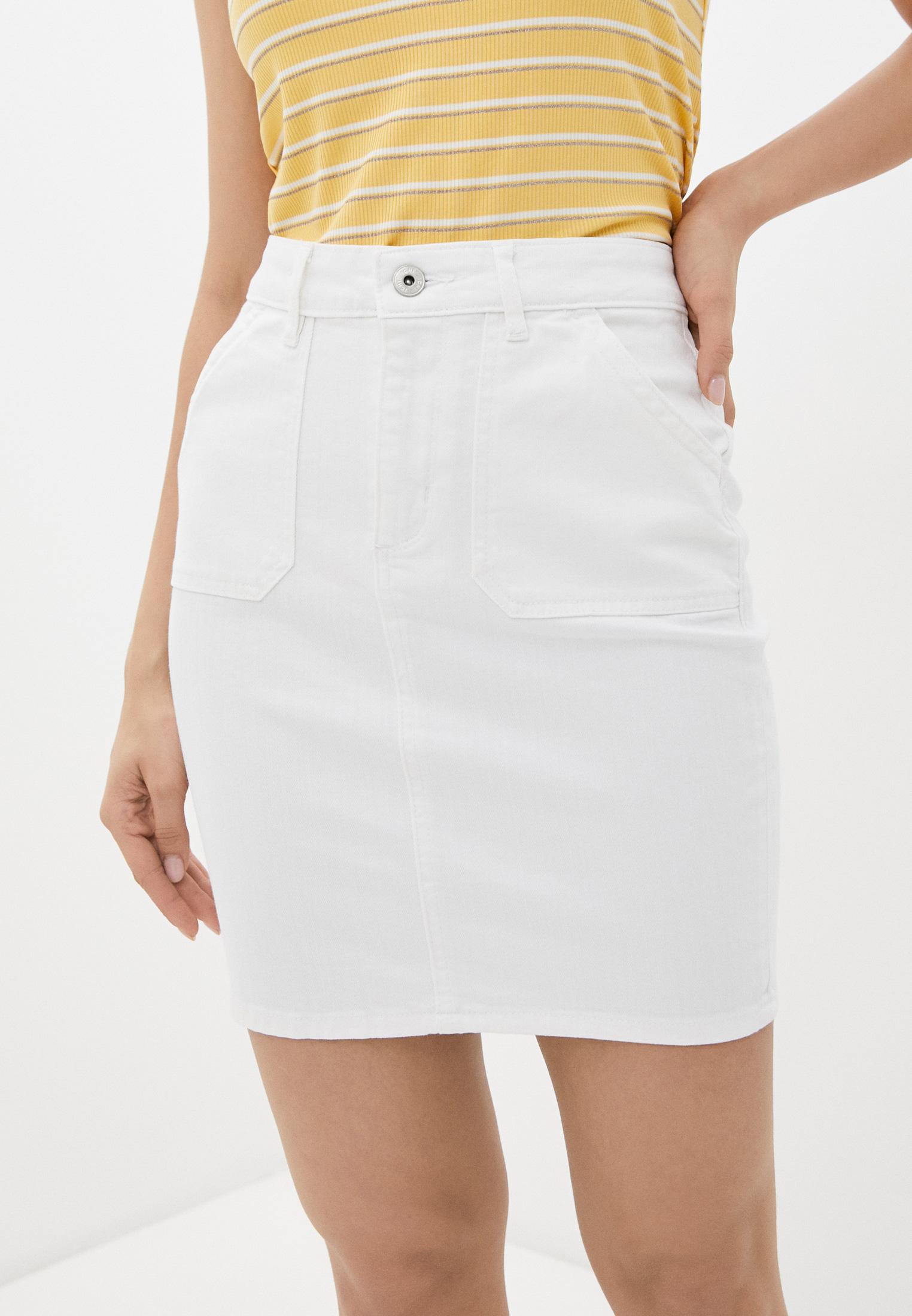 Джинсовая юбка Ichi (Ичи) 20111651