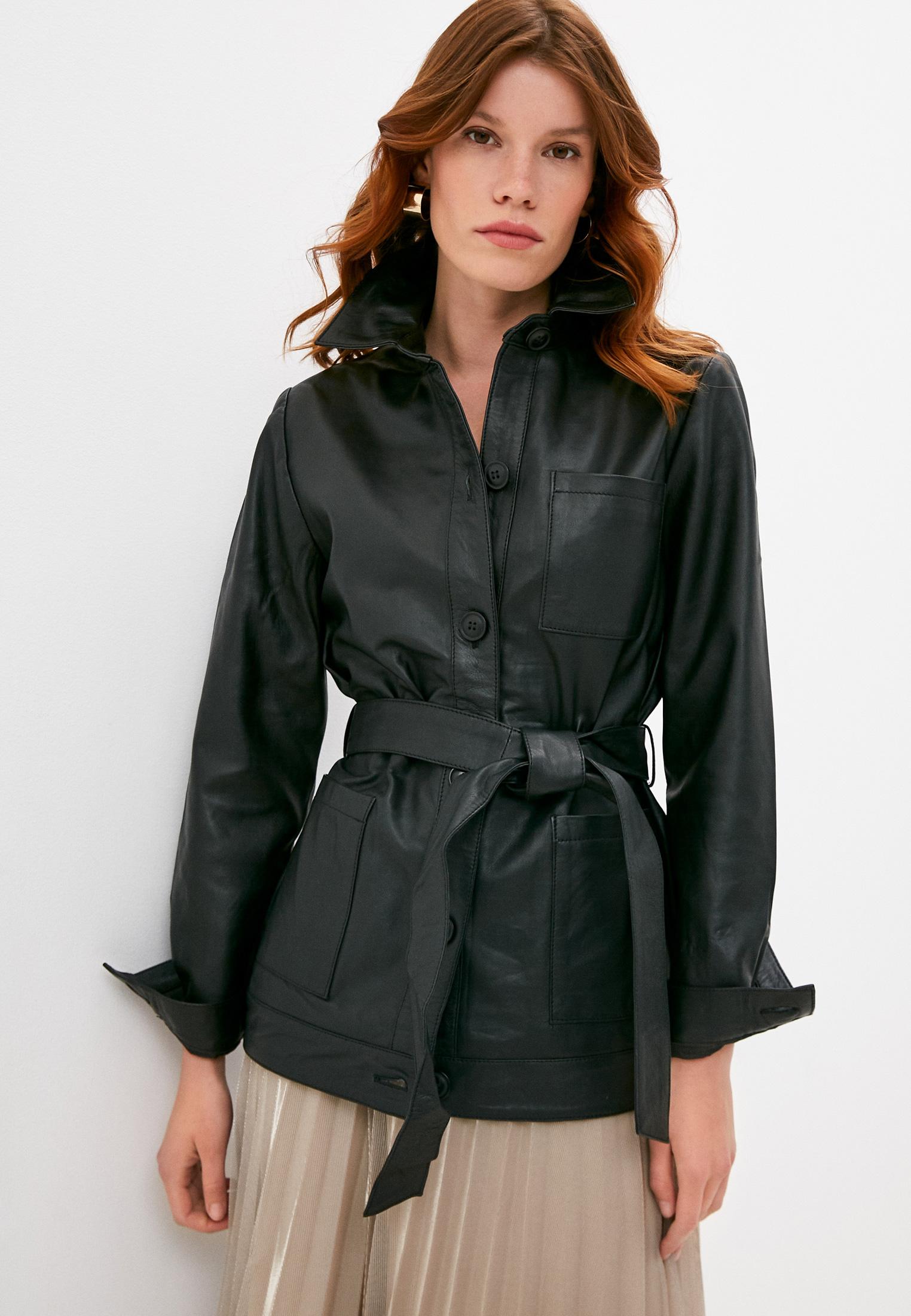 Кожаная куртка Ichi (Ичи) 20112381