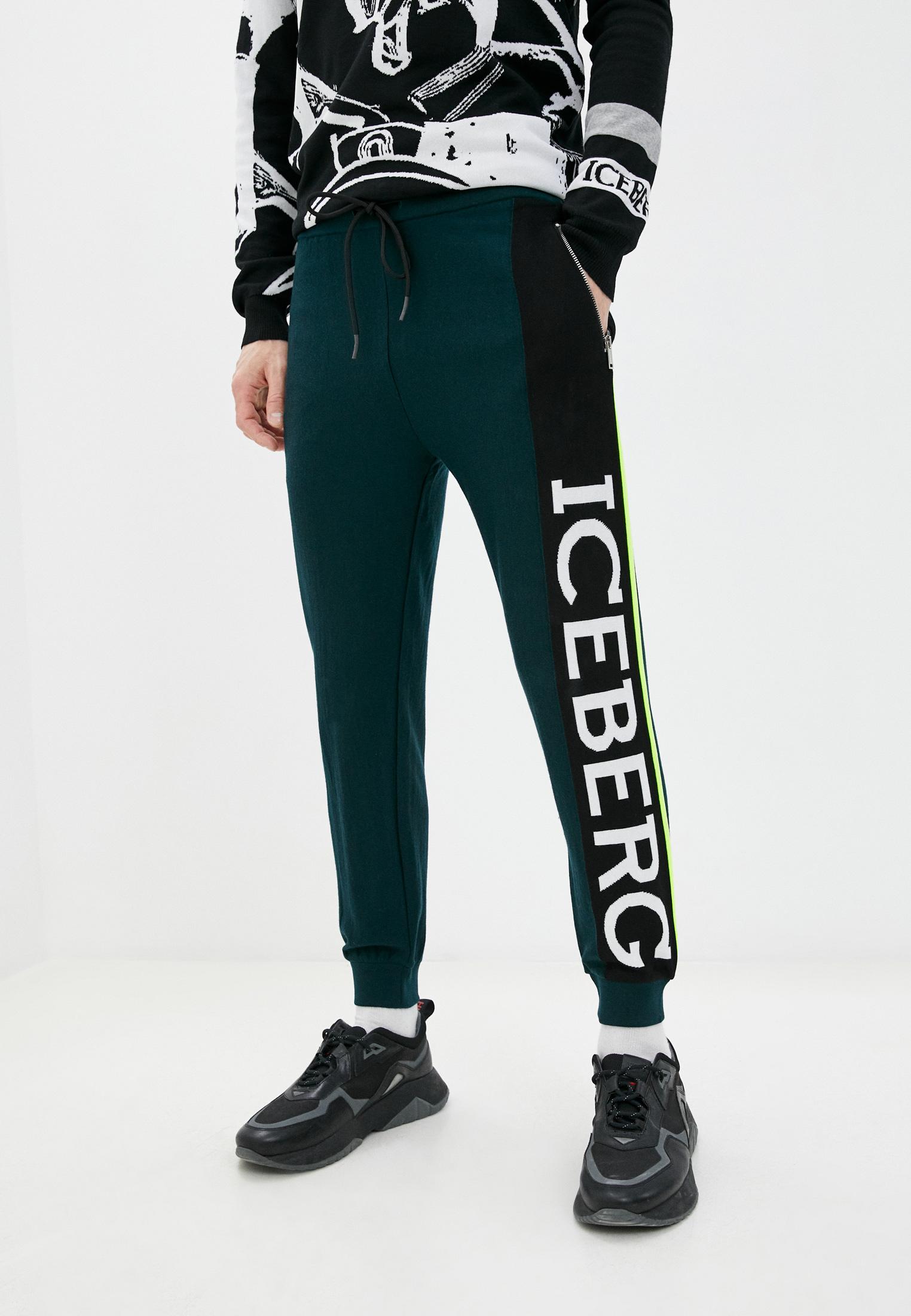 Мужские спортивные брюки Iceberg (Айсберг) I1Pab05 7010