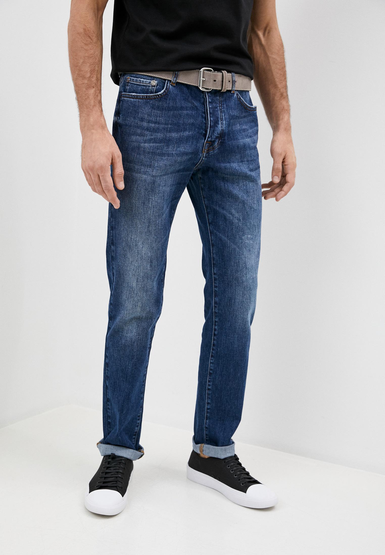 Мужские прямые джинсы Iceberg (Айсберг) I1P2802 6004