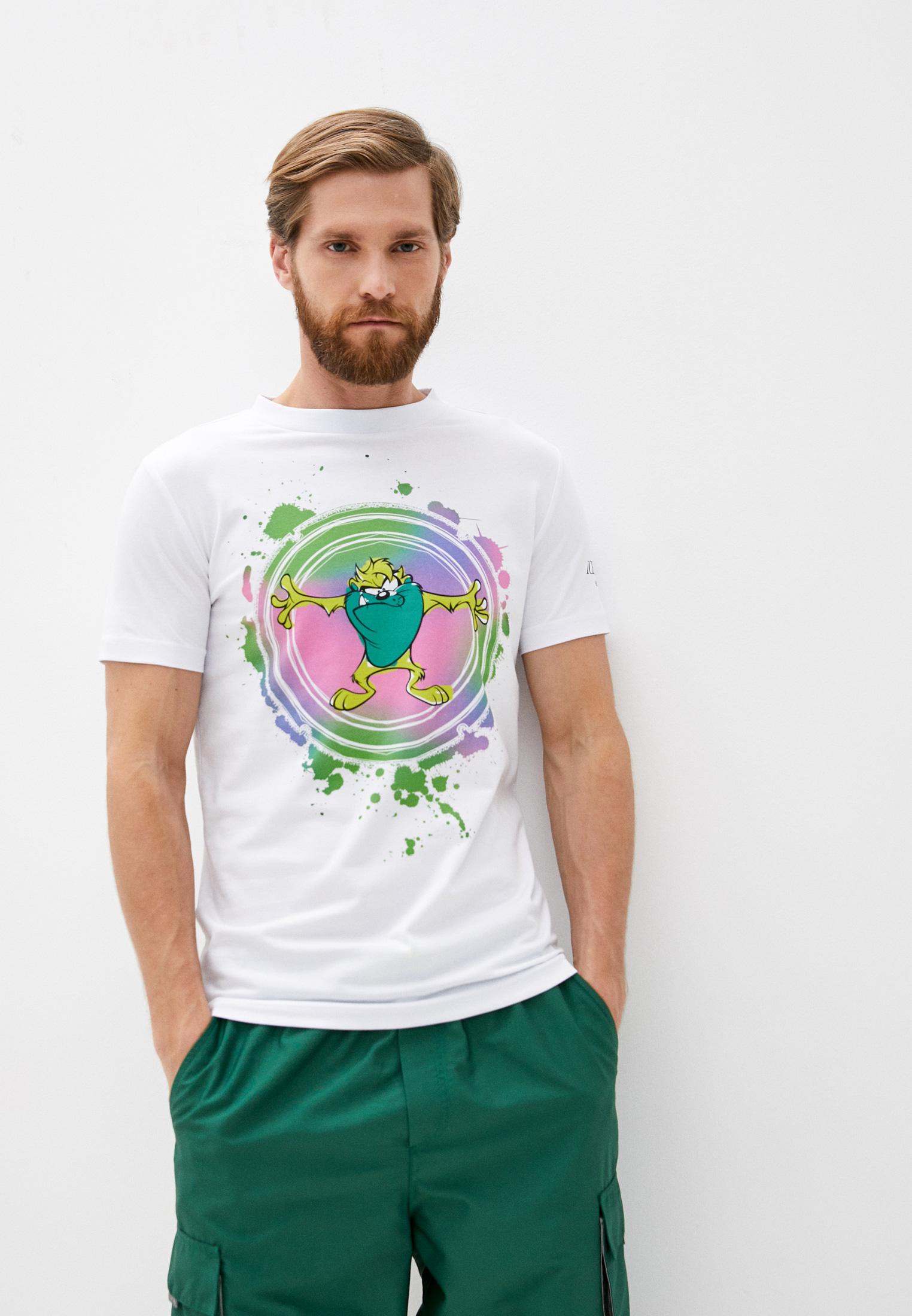 Мужская футболка Iceberg (Айсберг) I1Pf016 6309