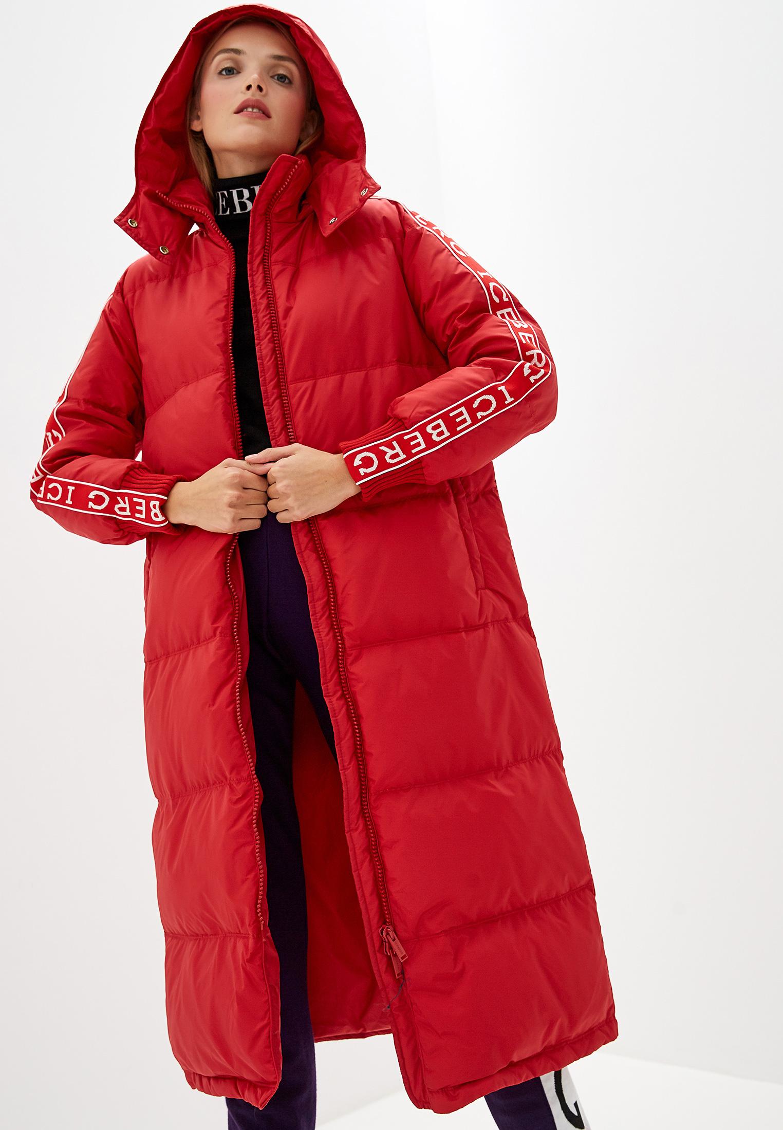Утепленная куртка Iceberg (Айсберг) I2PJ091