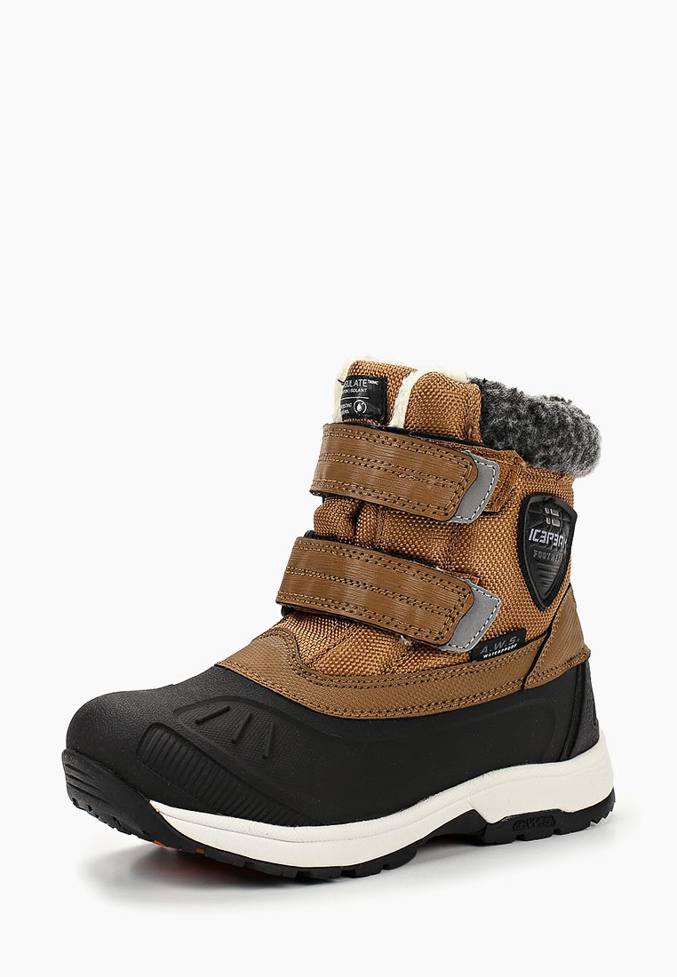 Ботинки для мальчиков Icepeak 72240100IV