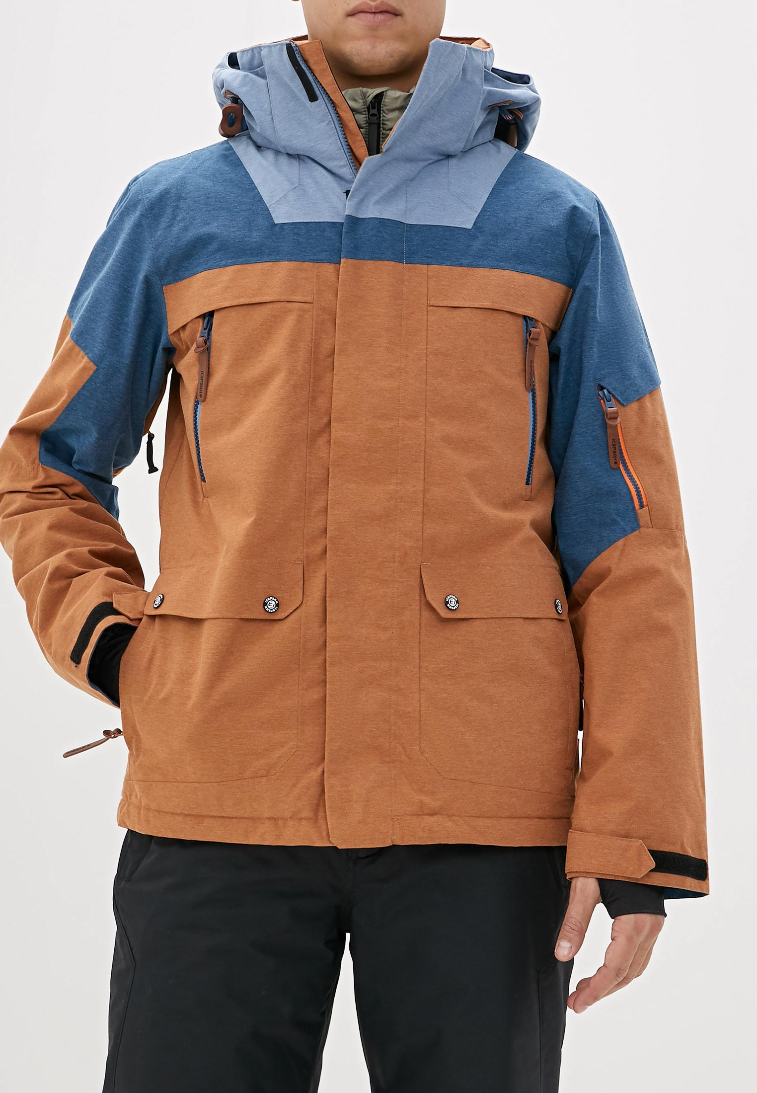 Мужская верхняя одежда Icepeak (Айспик) 456232515IV