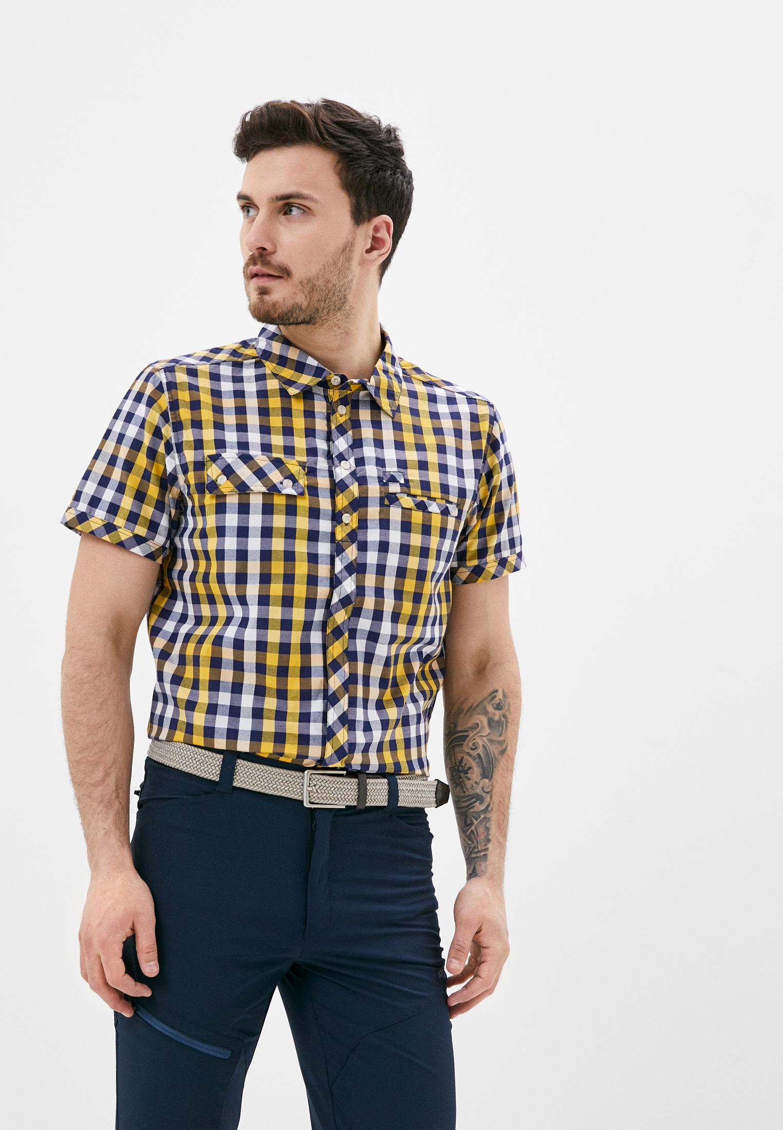 мужская рубашка цвета мята