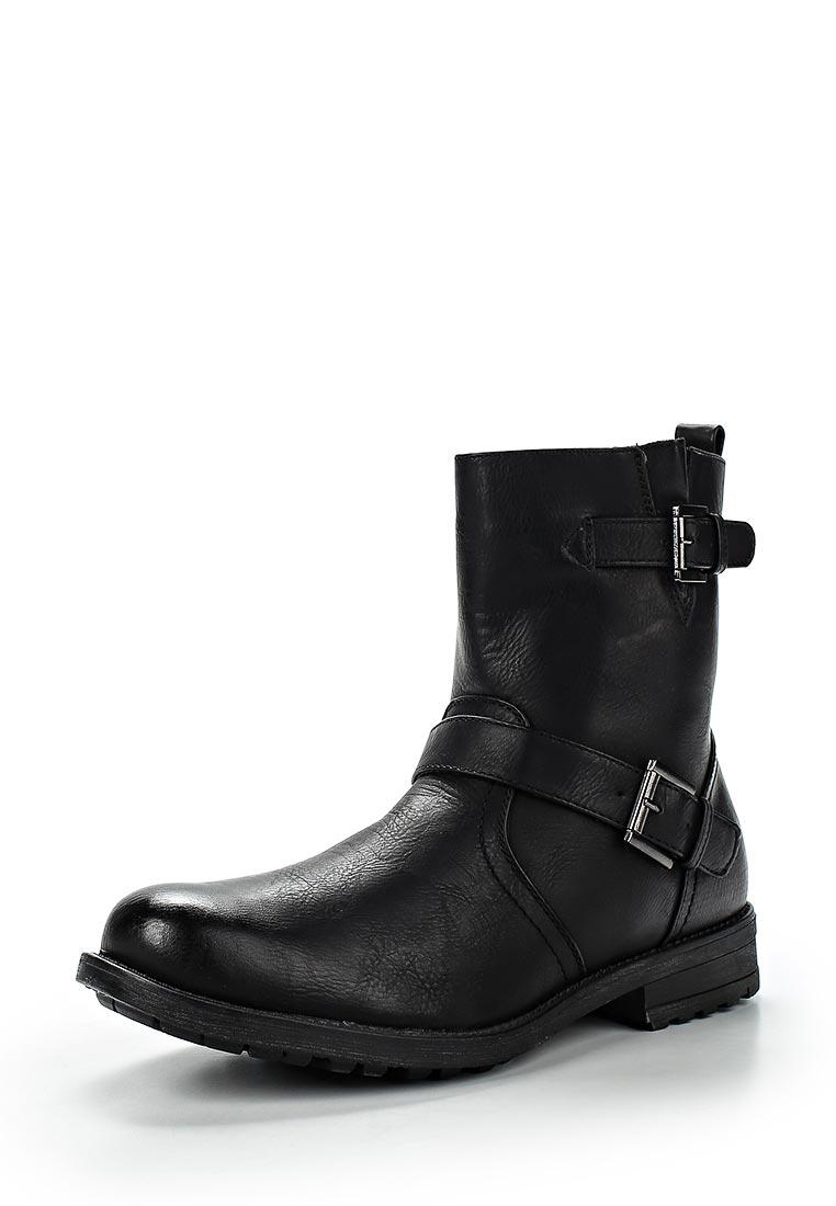 Мужские ботинки Ideal Shoes C-9349