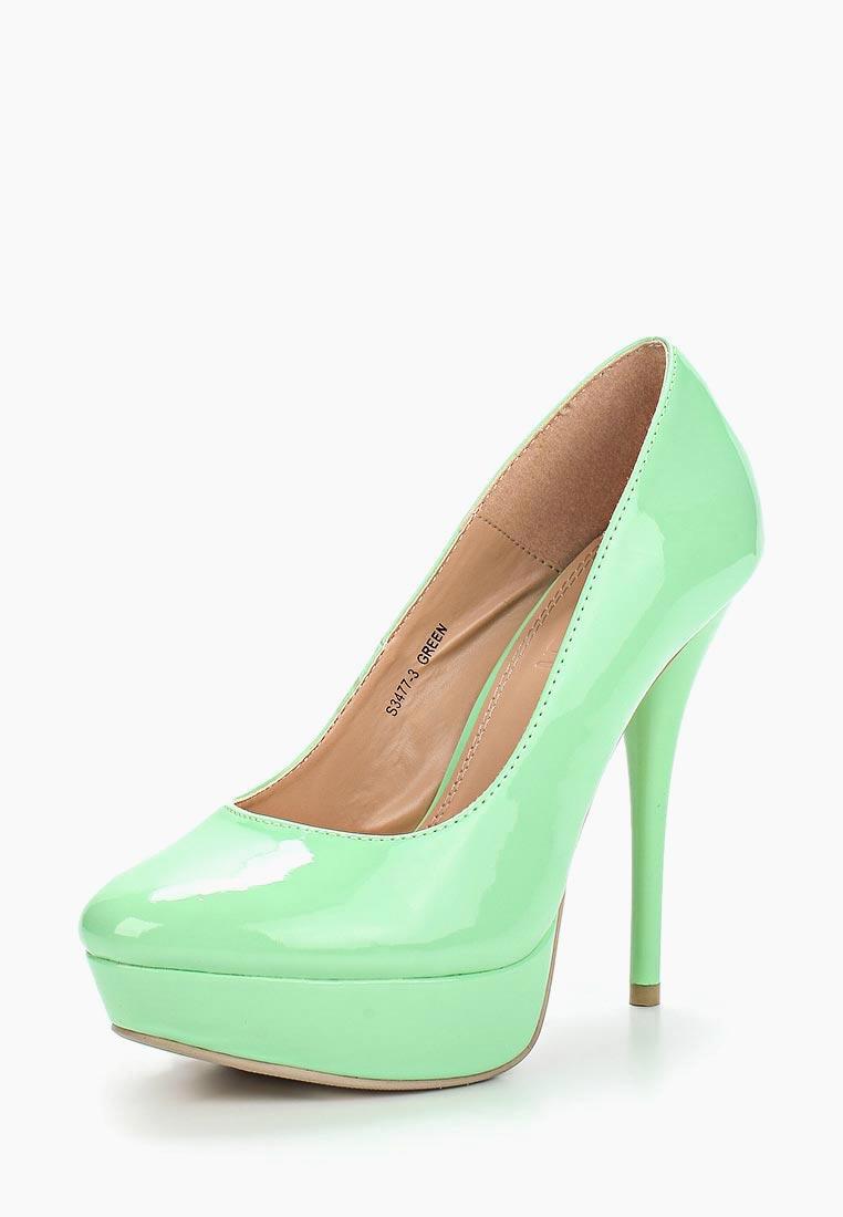 Женские туфли Ideal Shoes S-3477-3