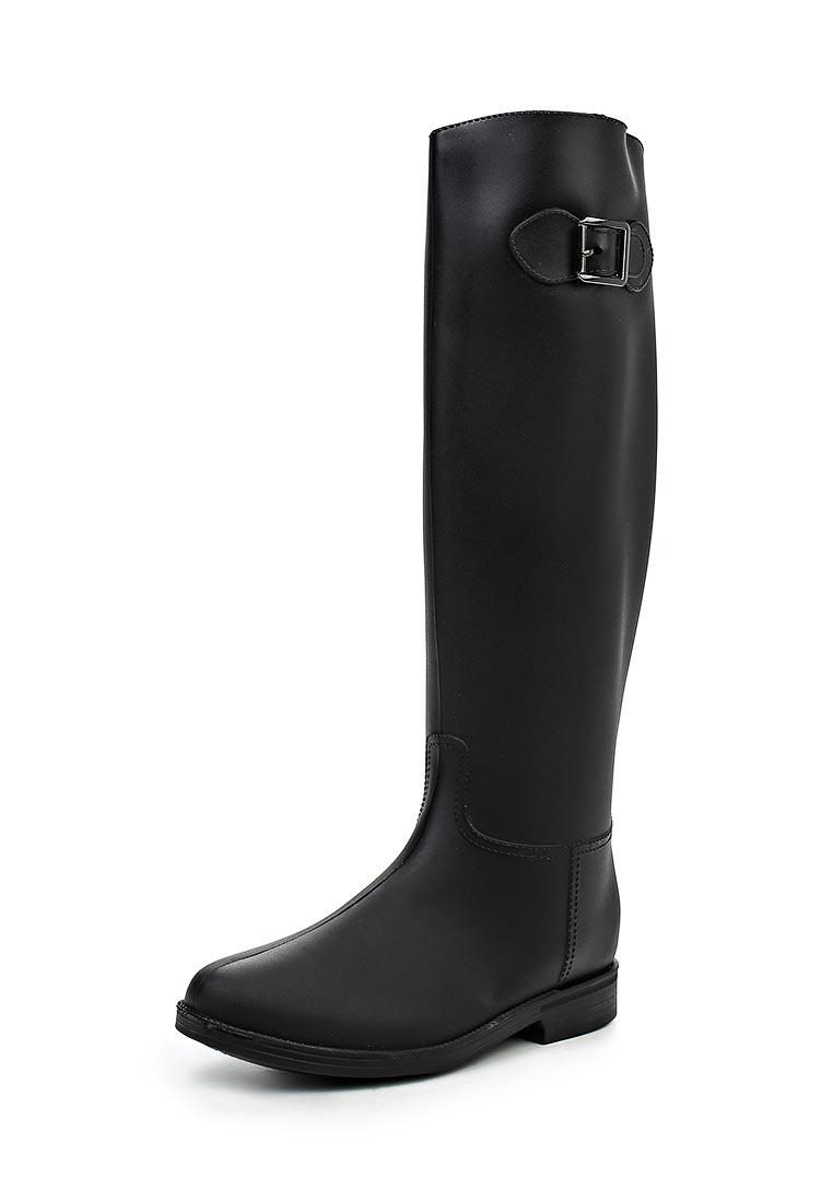 Женские резиновые сапоги Ideal Shoes K-2109