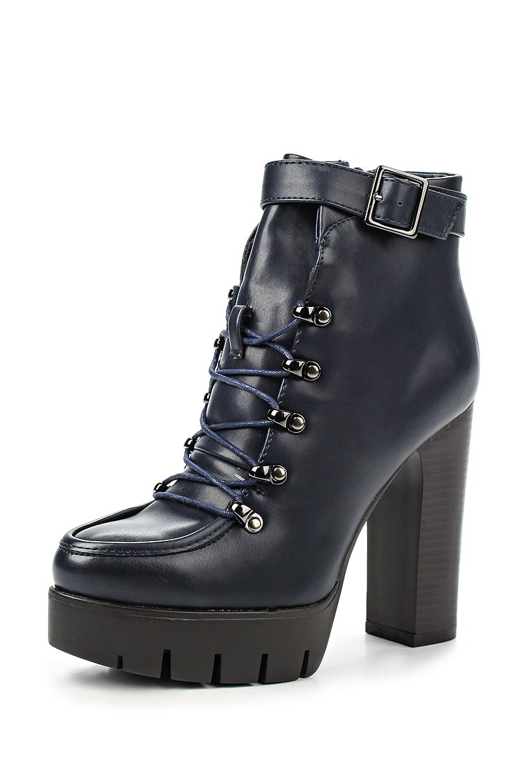 Женские ботильоны Ideal Shoes BM-8968
