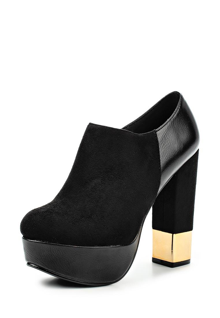 Женские ботильоны Ideal Shoes HG-2337
