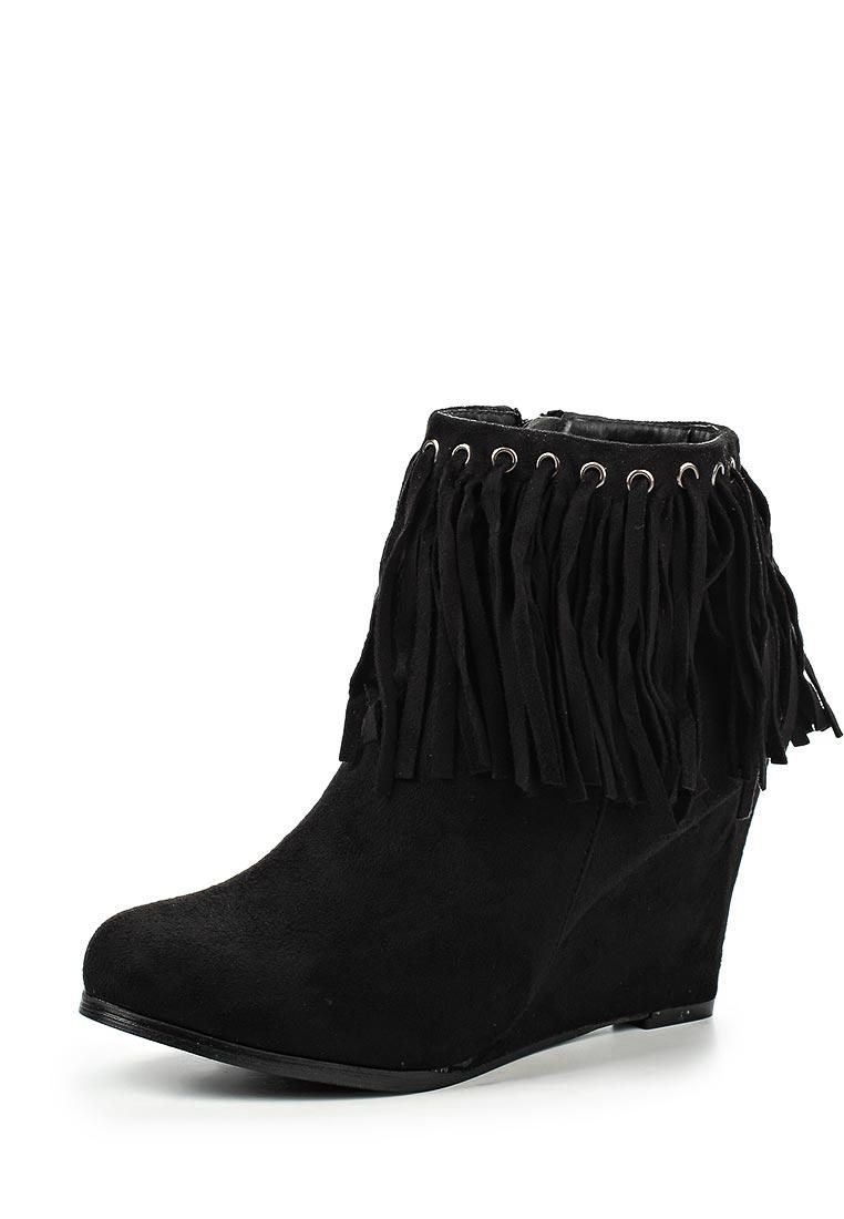 Женские ботильоны Ideal Shoes L-3533