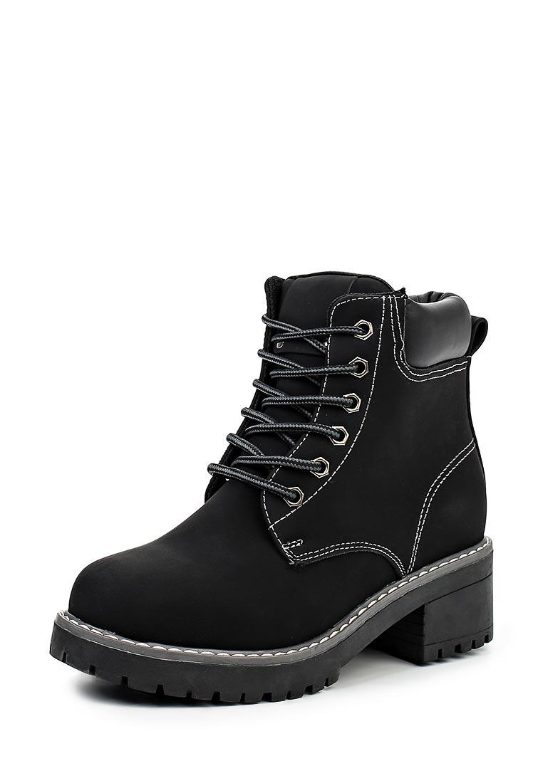 Женские тимберленды Ideal Shoes C-9396