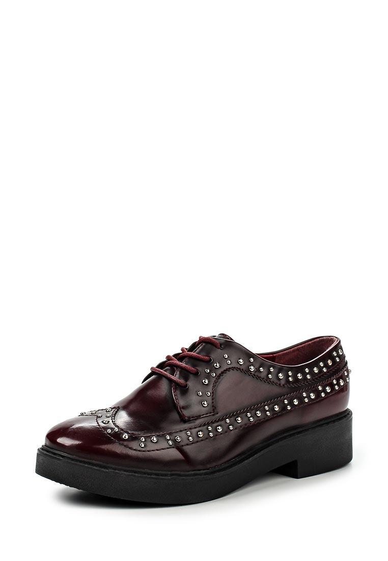 Женские ботинки Ideal Shoes HG-2339