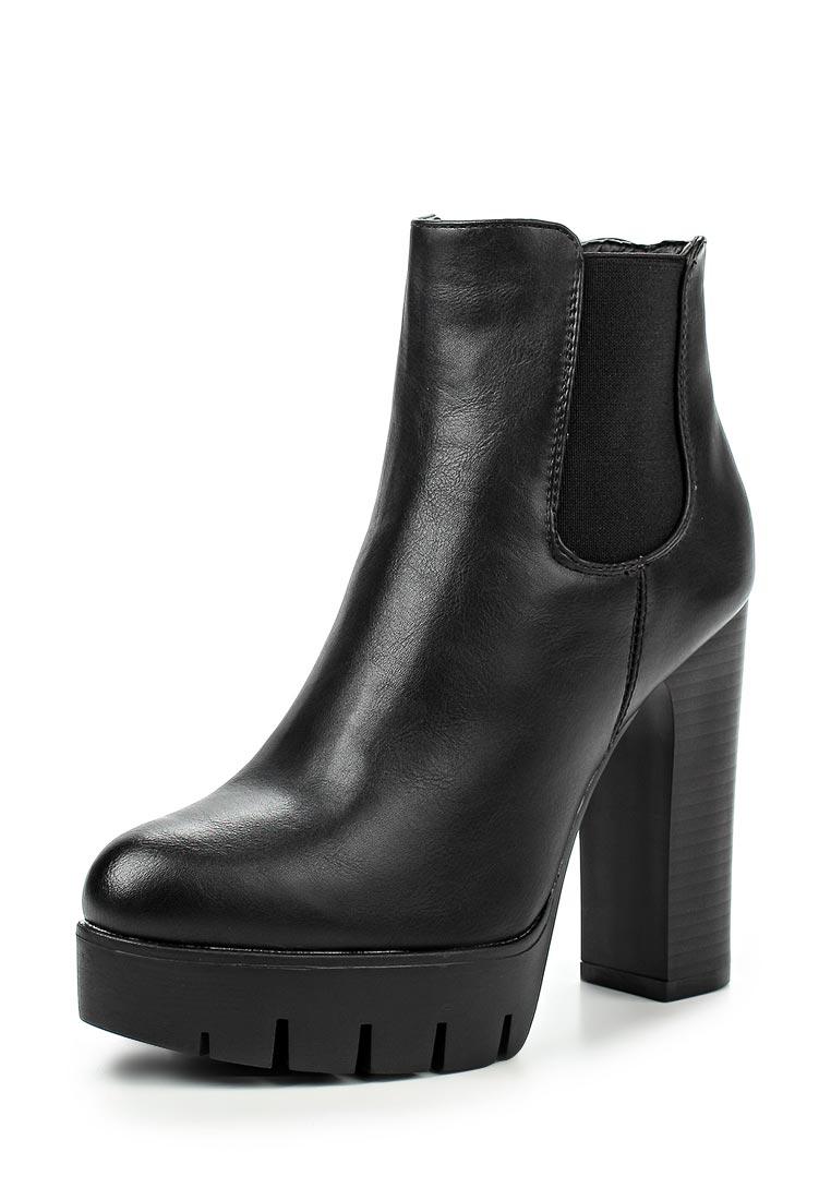 Женские ботильоны Ideal Shoes BM-8970