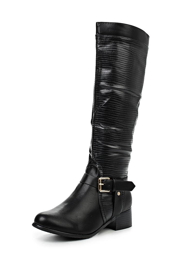Женские сапоги Ideal Shoes V-3207