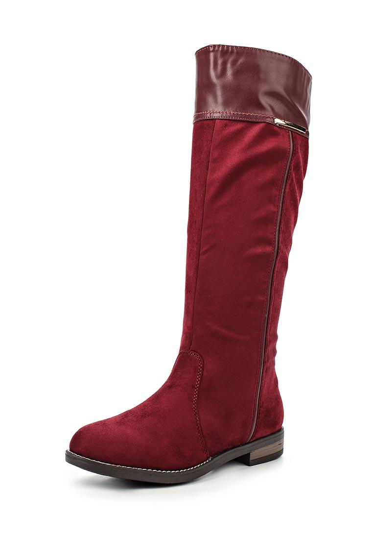 Женские сапоги Ideal Shoes V-3200